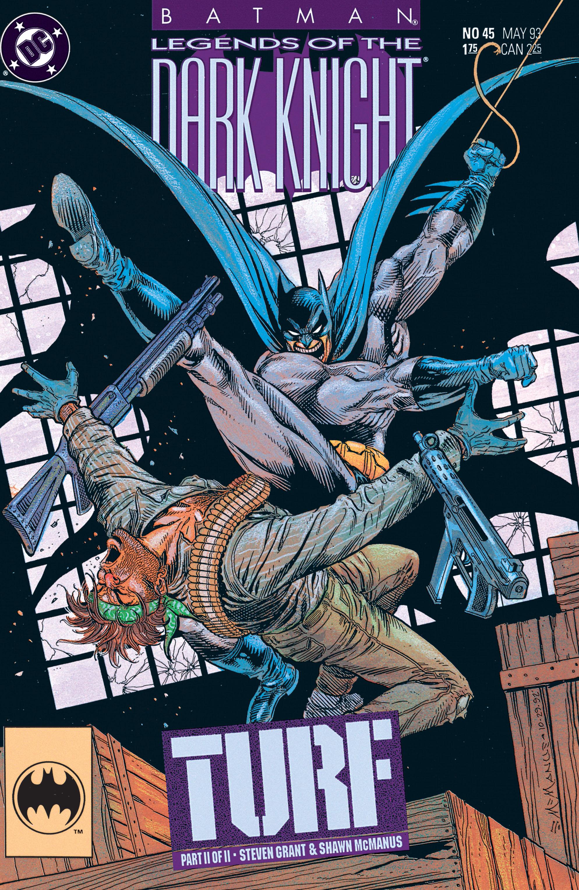 Batman: Legends of the Dark Knight 45 Page 1