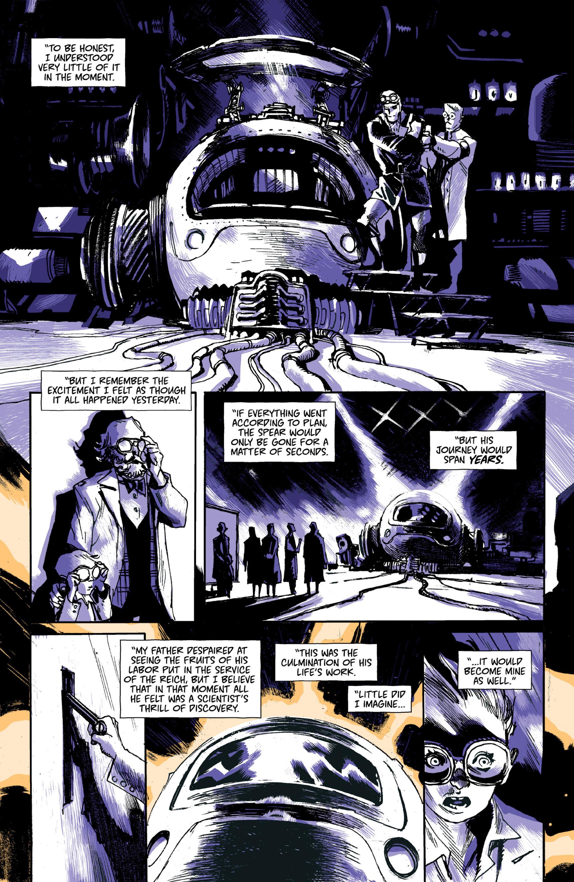 Read online Ei8ht comic -  Issue # TPB - 86