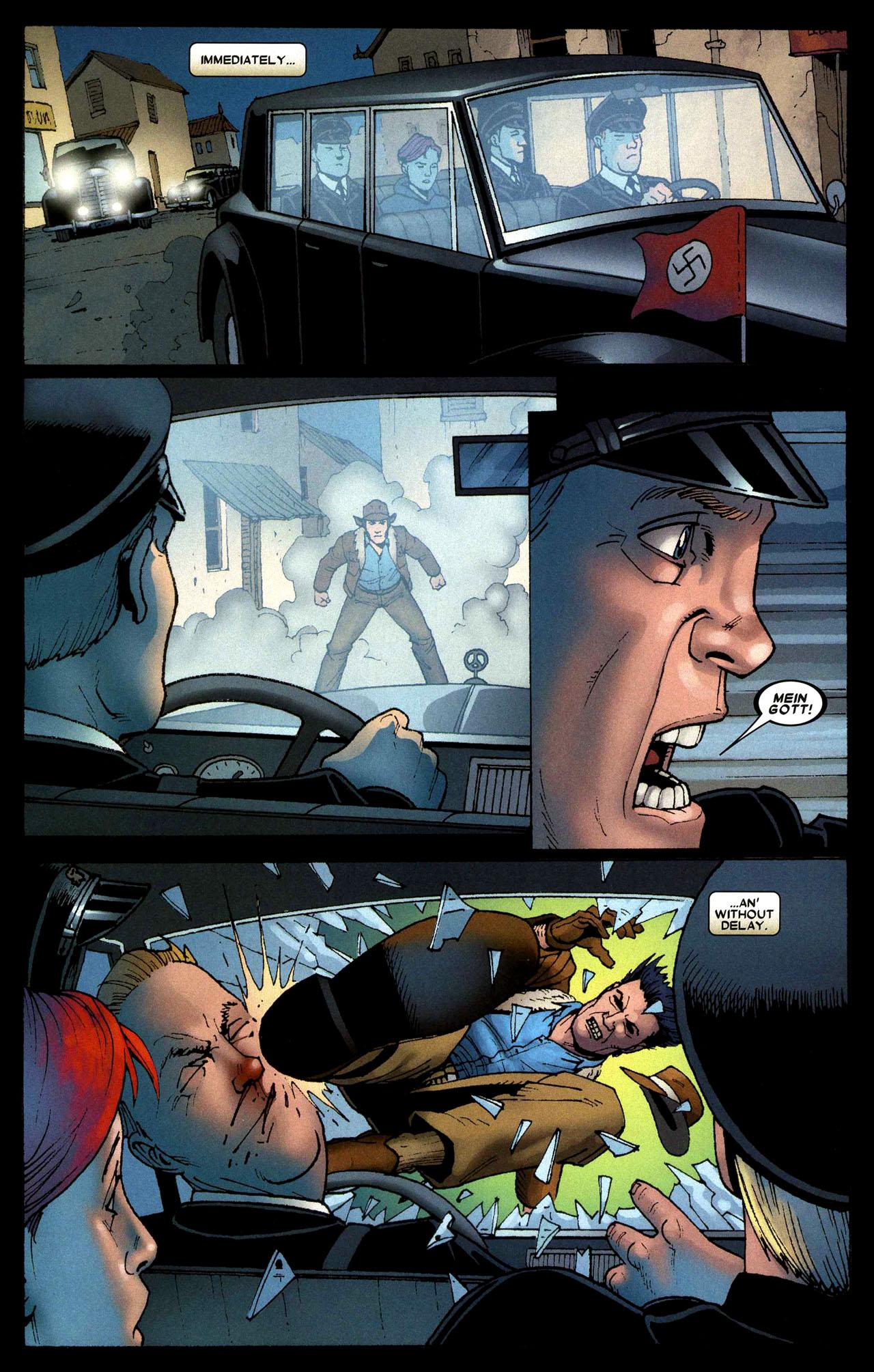 Read online Wolverine: Origins comic -  Issue #16 - 12