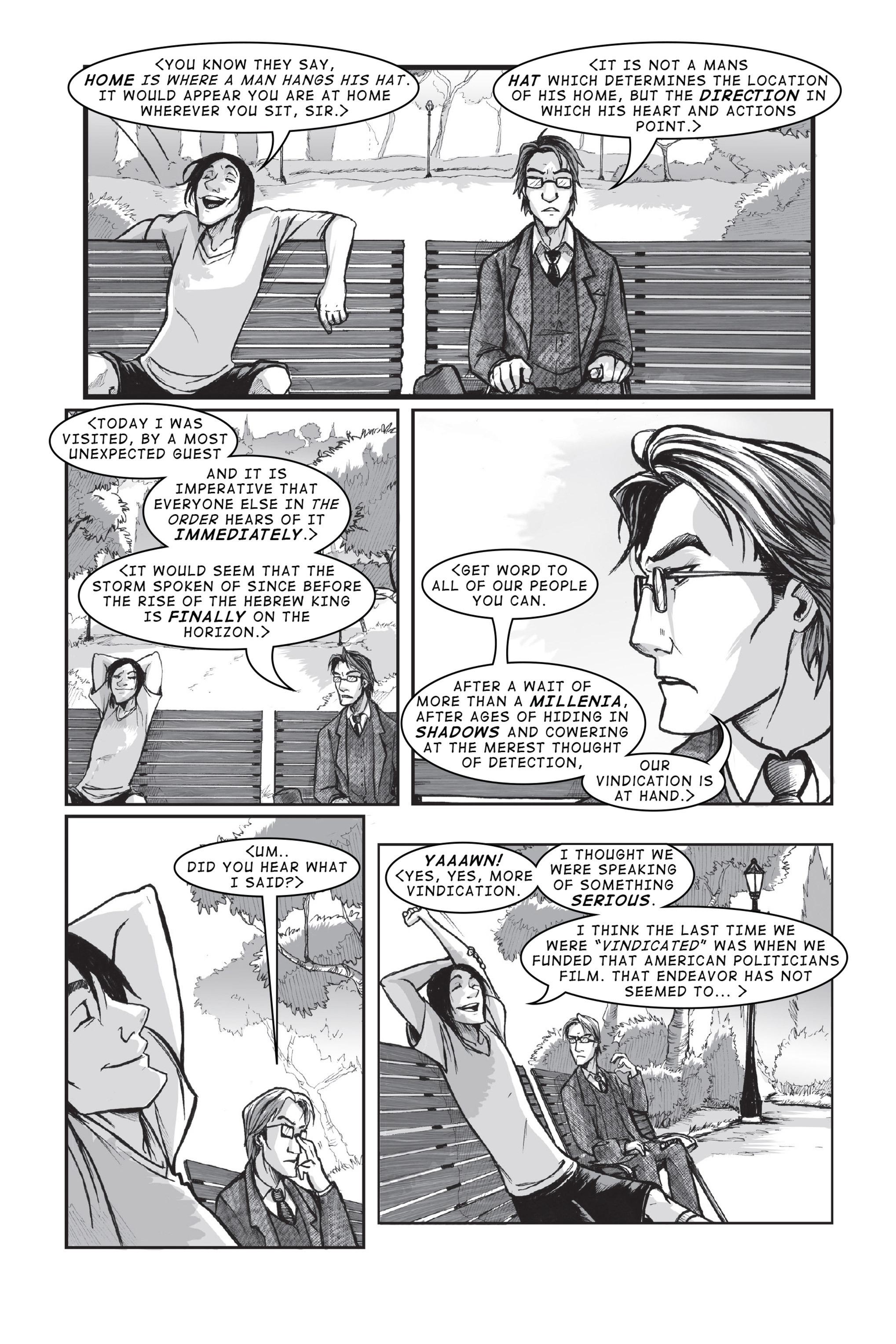 Read online American Dark Age comic -  Issue #1 - 17