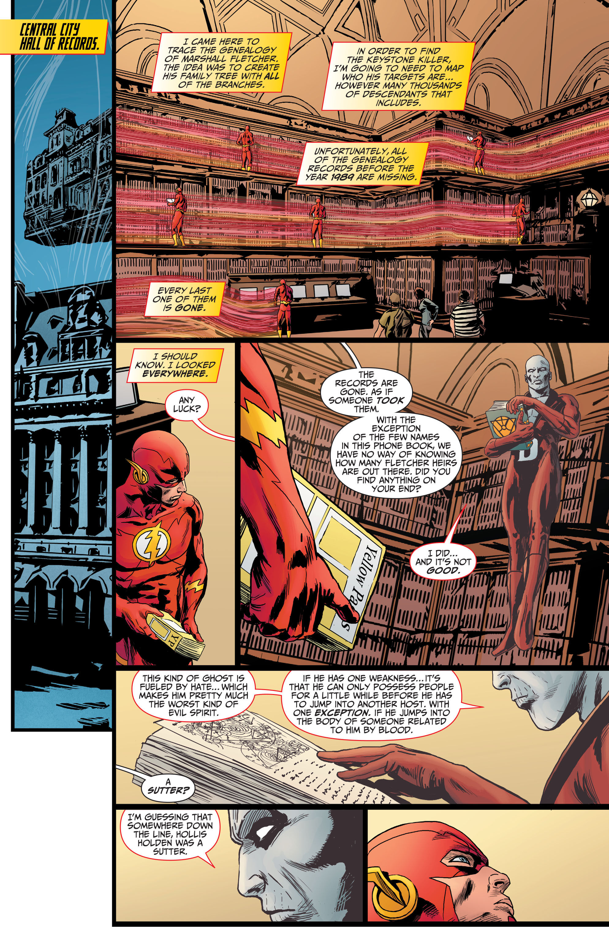Read online The Flash (2011) comic -  Issue # _TPB 5 - 99