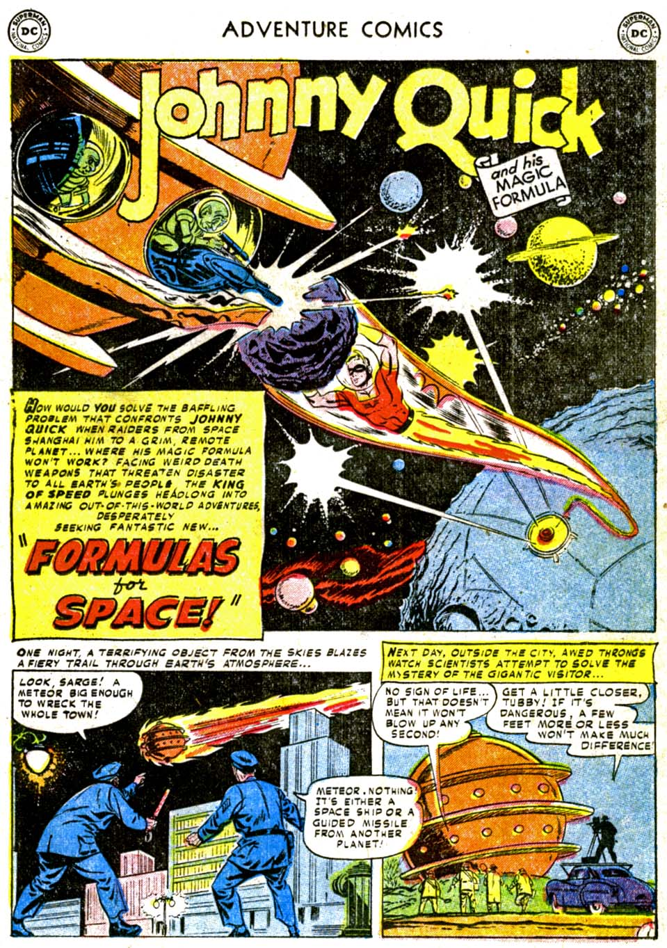 Read online Adventure Comics (1938) comic -  Issue #177 - 25