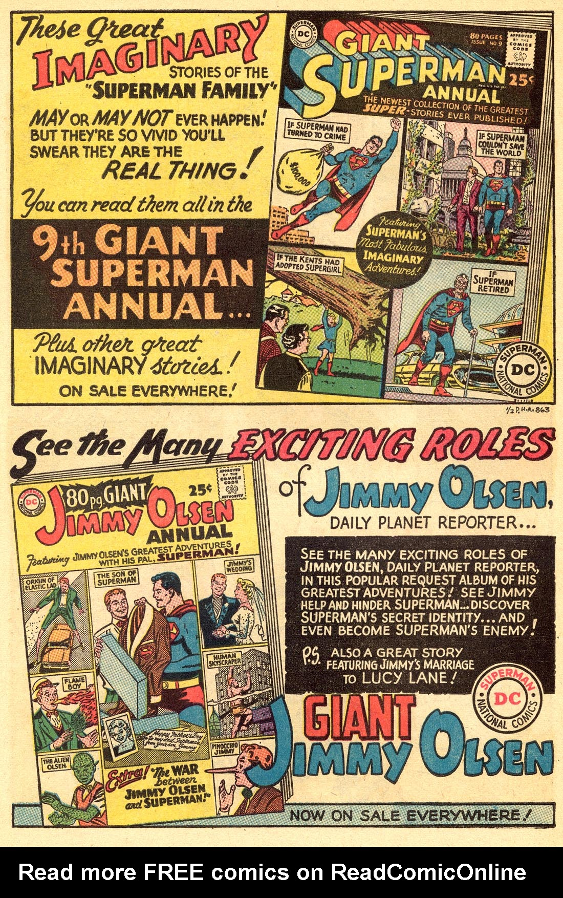 Read online Action Comics (1938) comic -  Issue #315 - 32