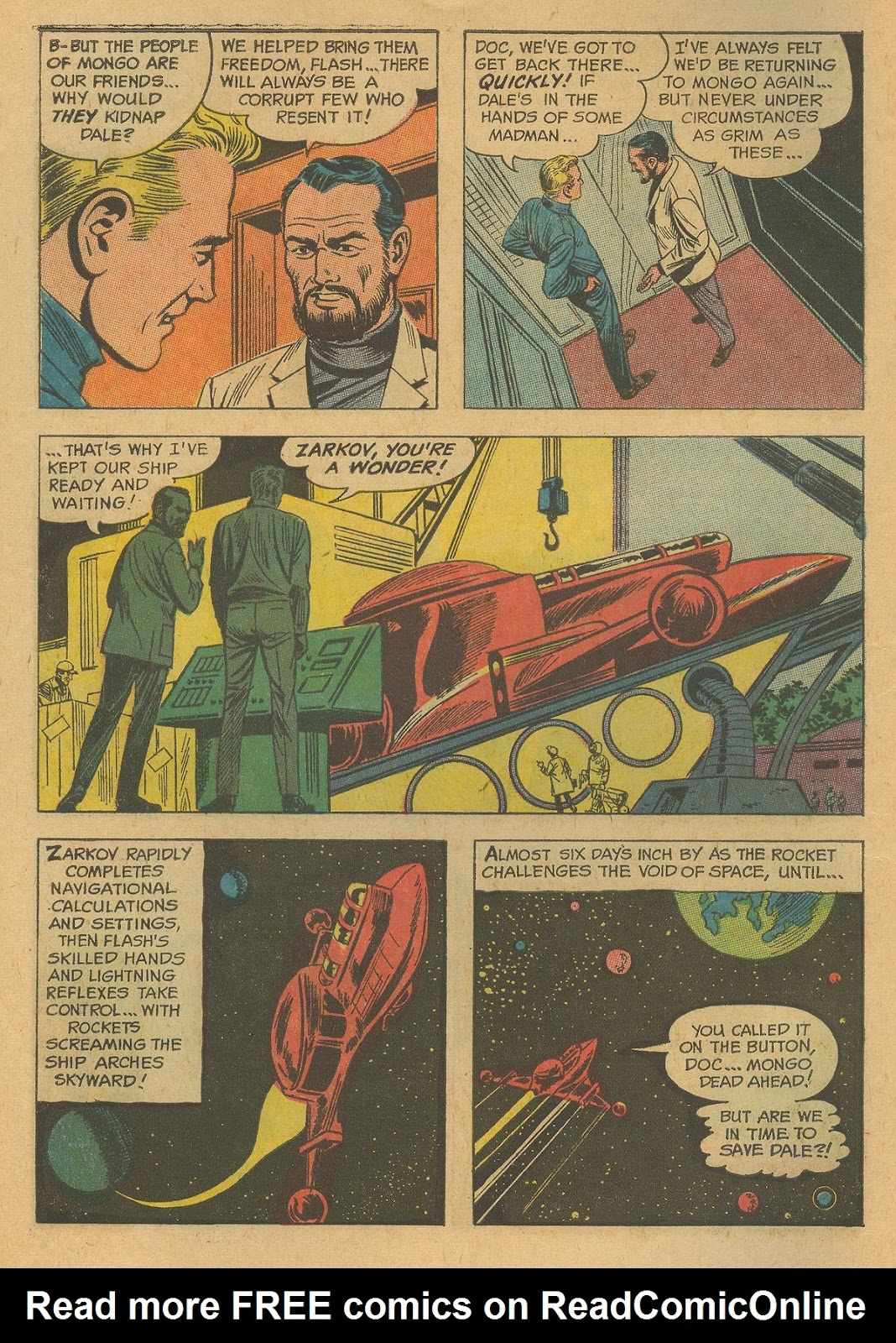 Flash Gordon (1966) issue 2 - Page 6