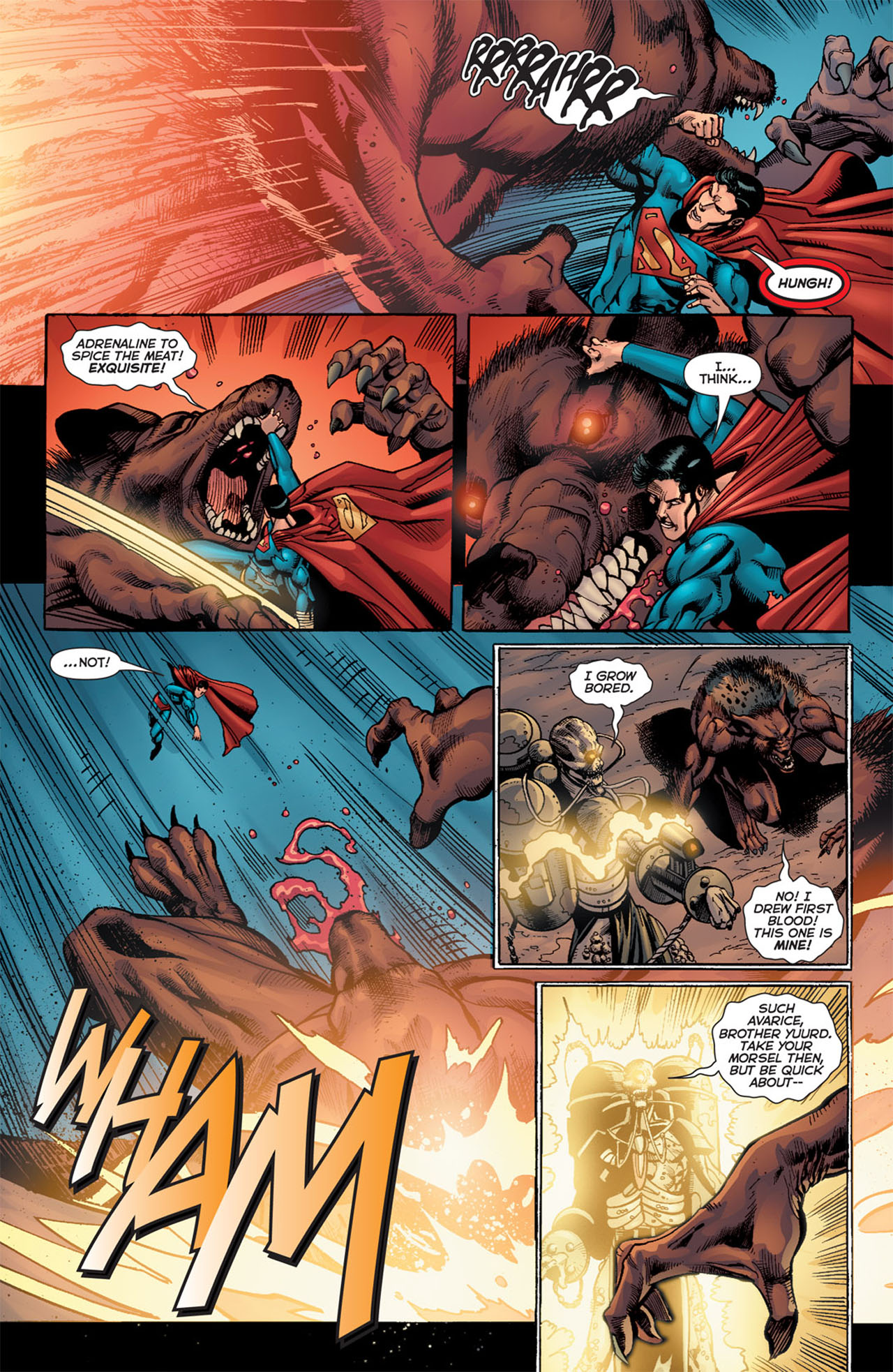 Read online 52 Aftermath: The Four Horsemen comic -  Issue #4 - 15