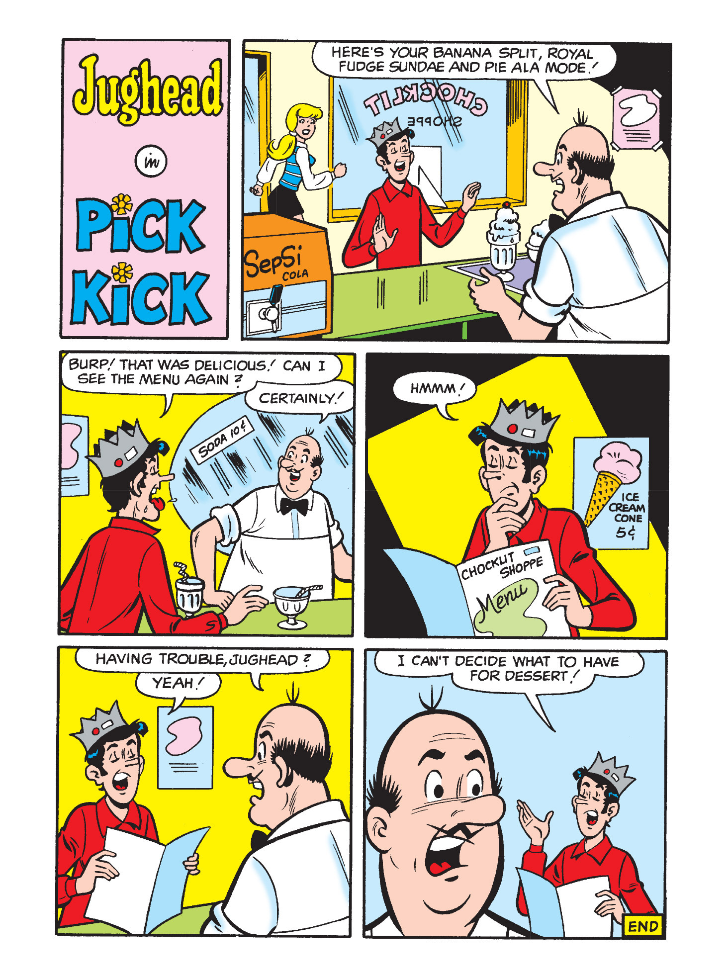 Read online Archie's Funhouse Double Digest comic -  Issue #9 - 144