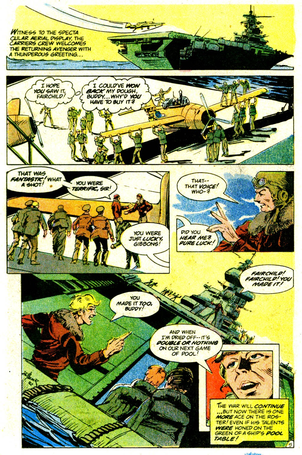 Read online Sgt. Rock comic -  Issue #370 - 26