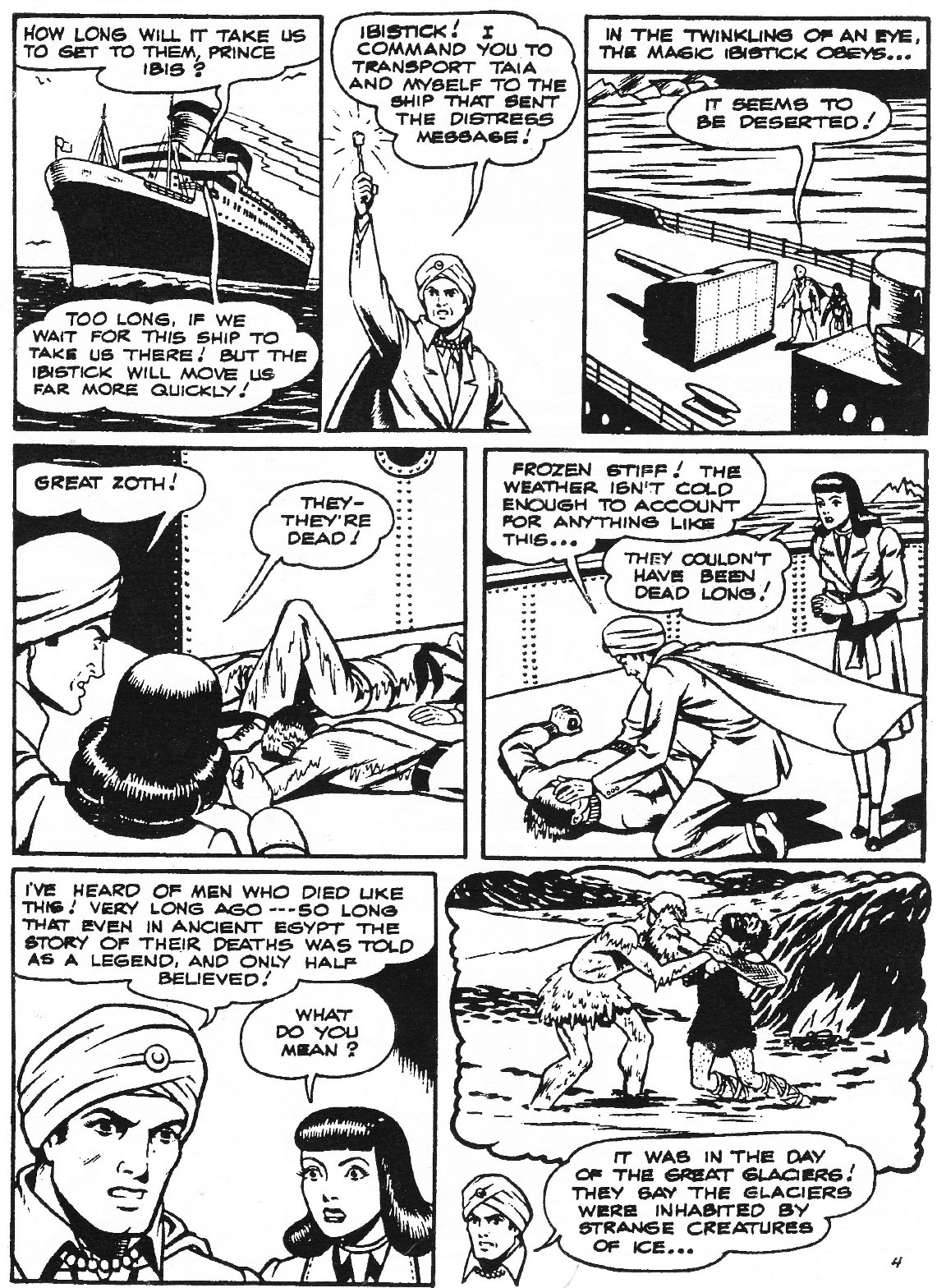 Read online Men of Mystery Comics comic -  Issue #65 - 35