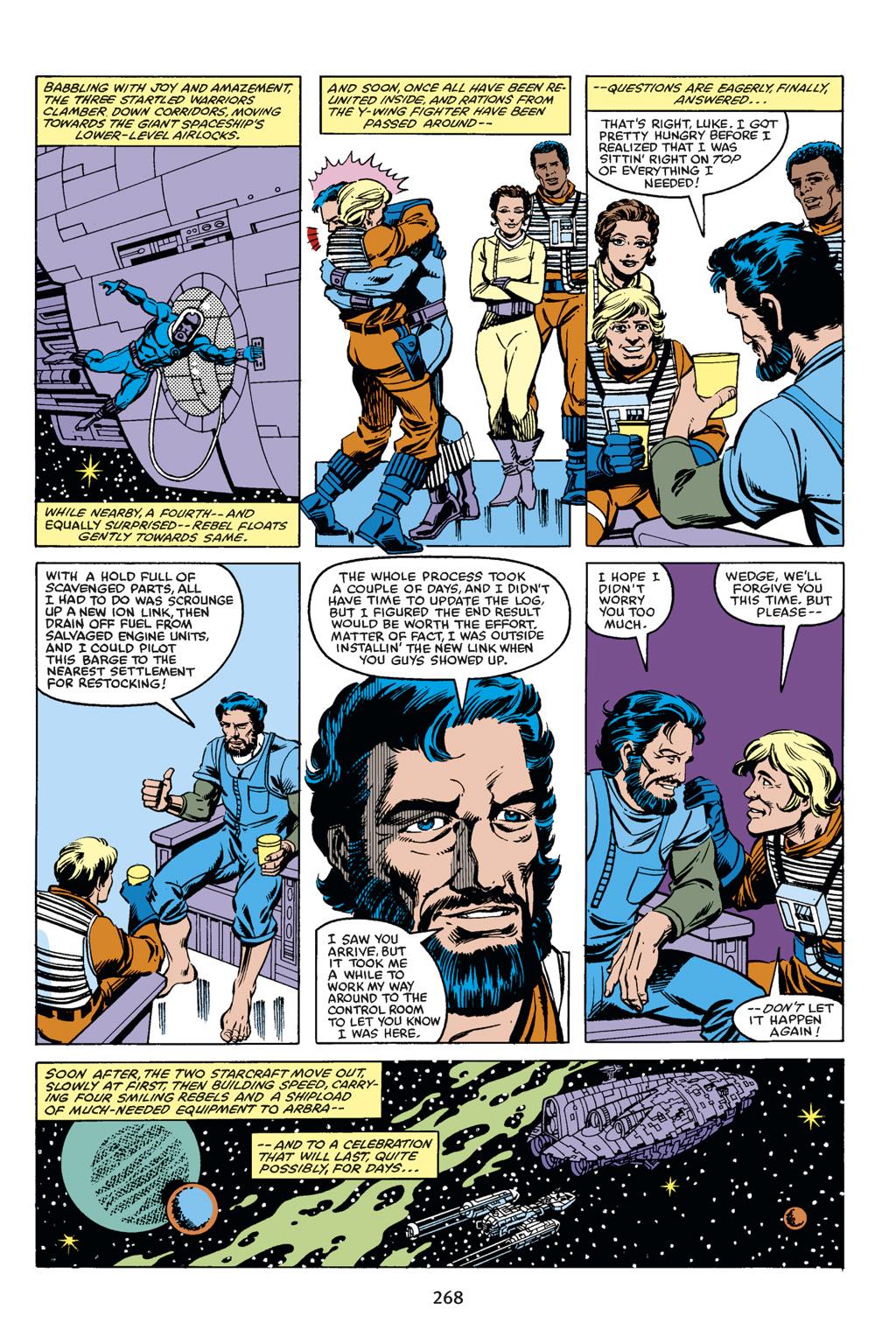 Read online Star Wars Omnibus comic -  Issue # Vol. 18 - 253