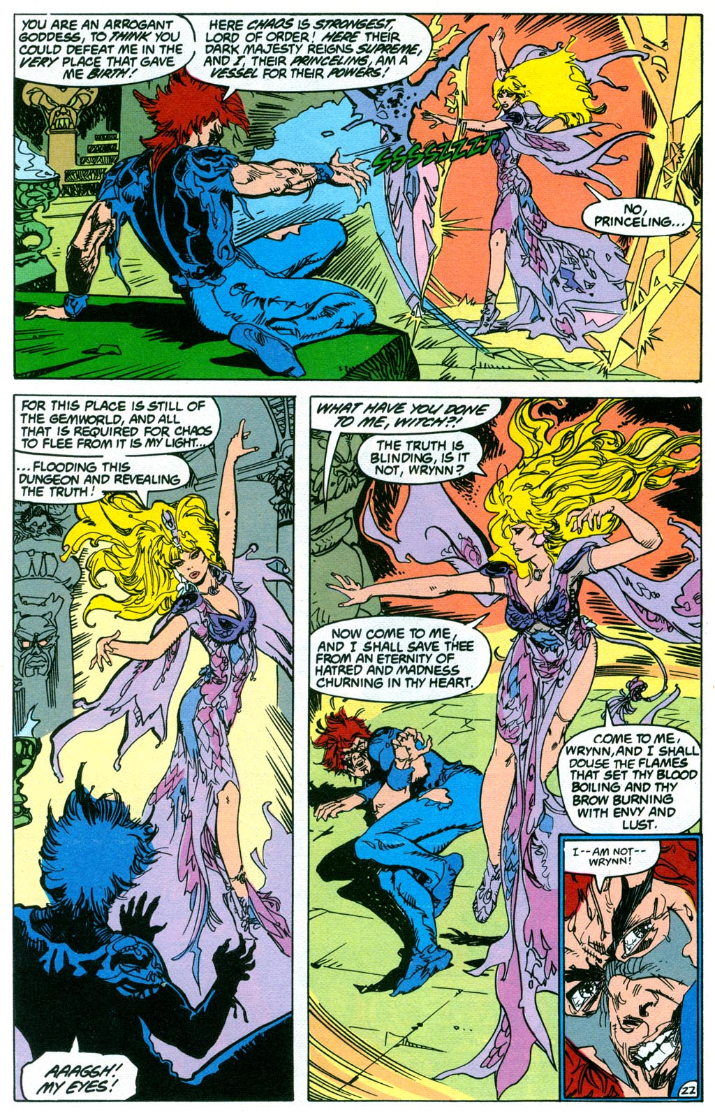 Read online Amethyst (1987) comic -  Issue #2 - 25