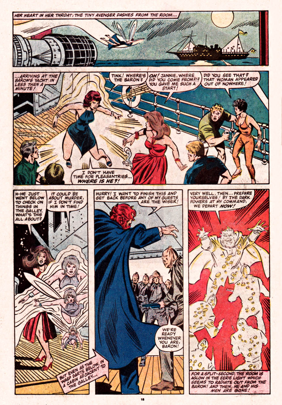 The Avengers (1963) 251 Page 18
