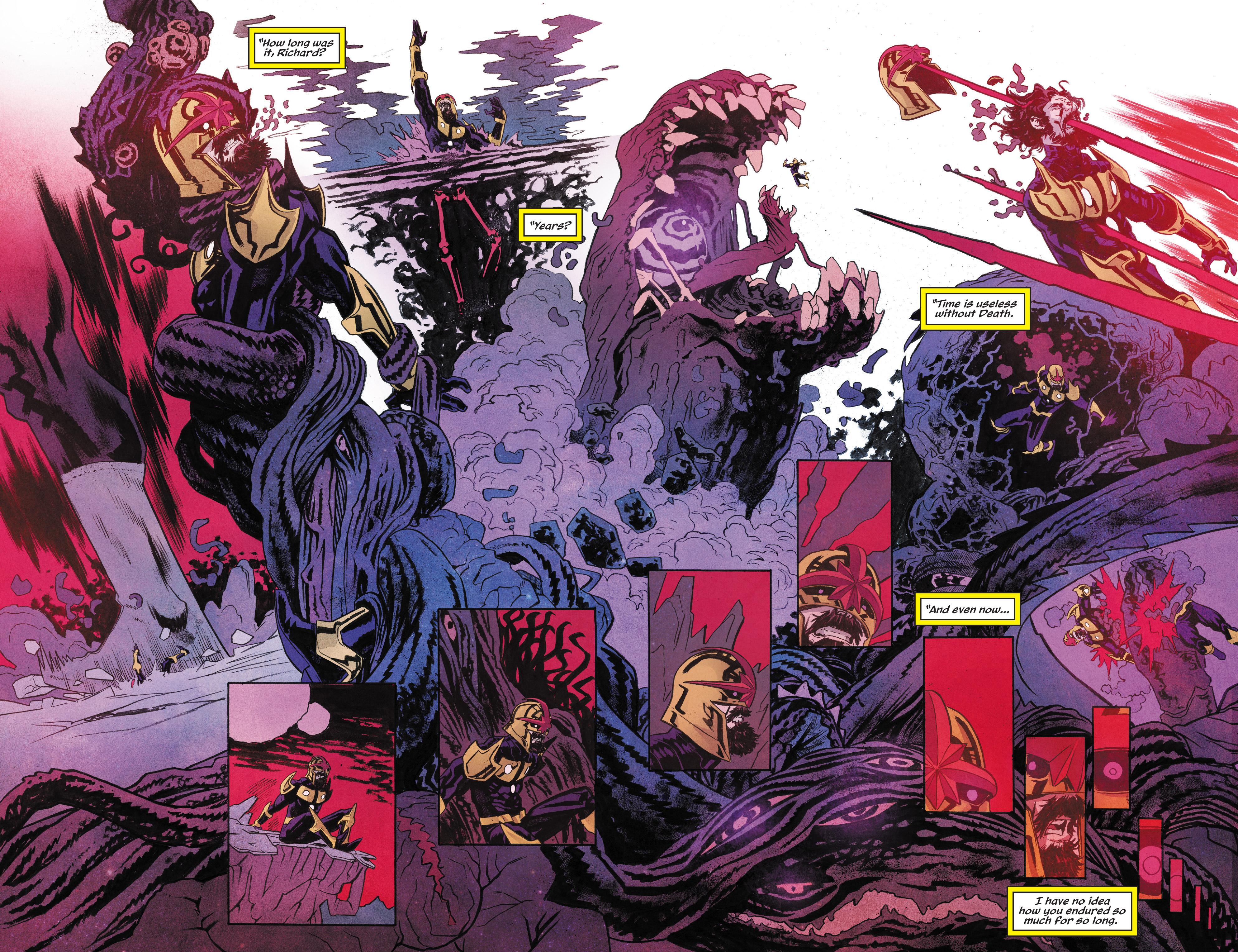 Read online Nova (2017) comic -  Issue #6 - 14