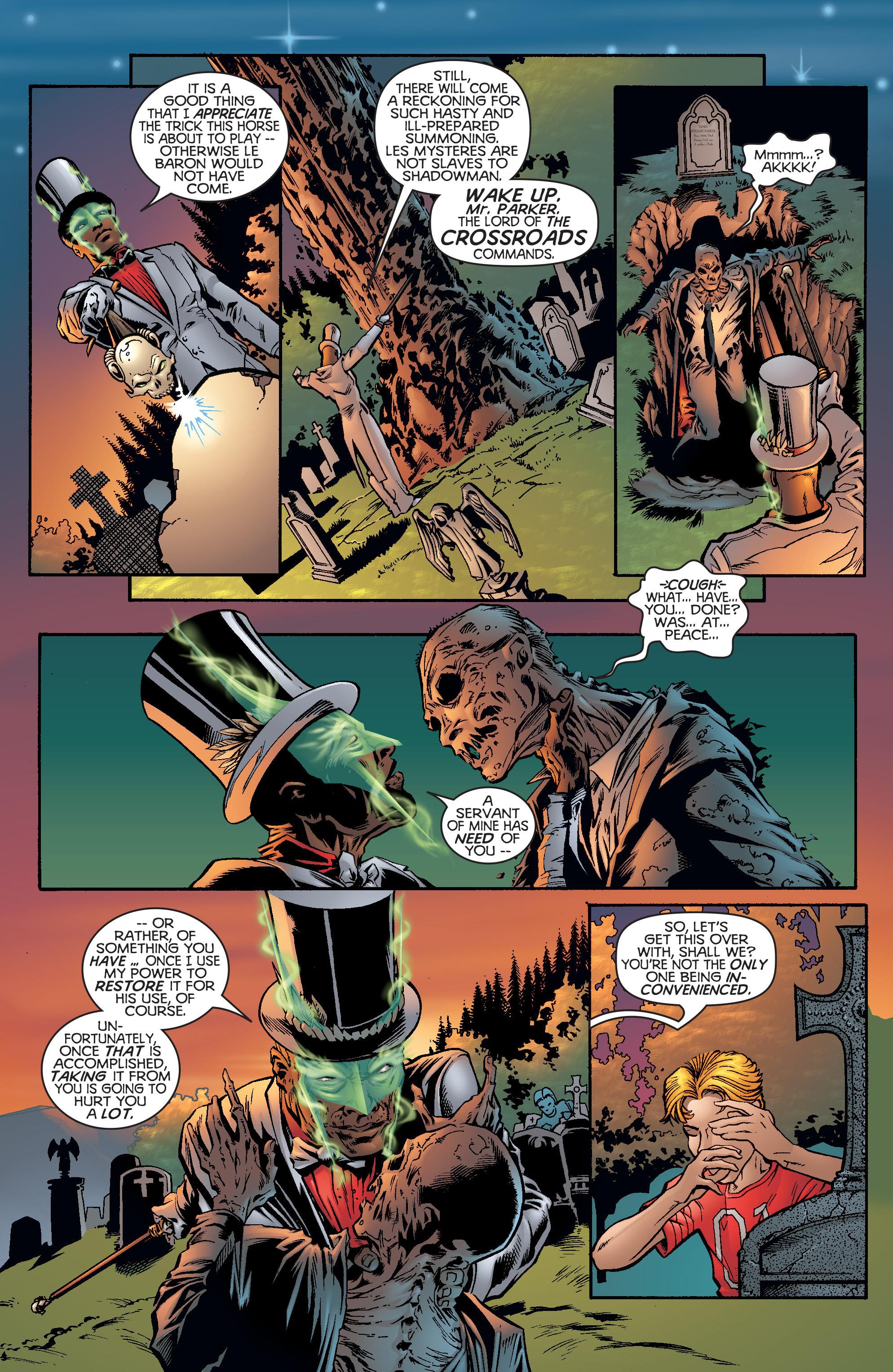 Read online Shadowman (1997) comic -  Issue #19 - 12