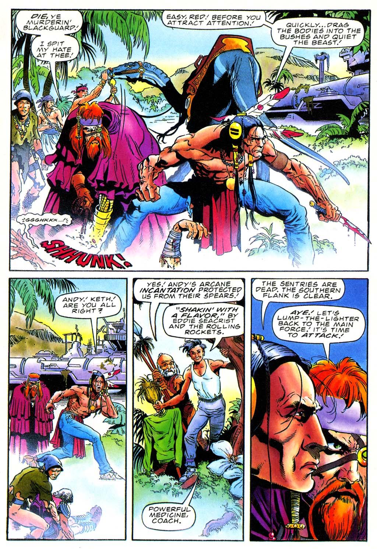 Read online Turok, Dinosaur Hunter (1993) comic -  Issue #27 - 4