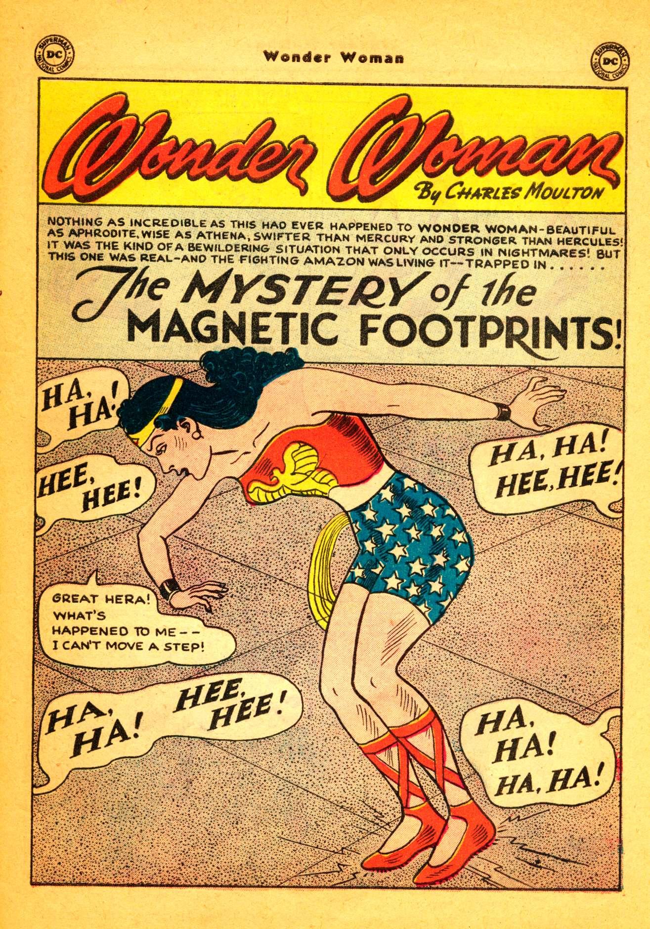 Read online Wonder Woman (1942) comic -  Issue #86 - 26