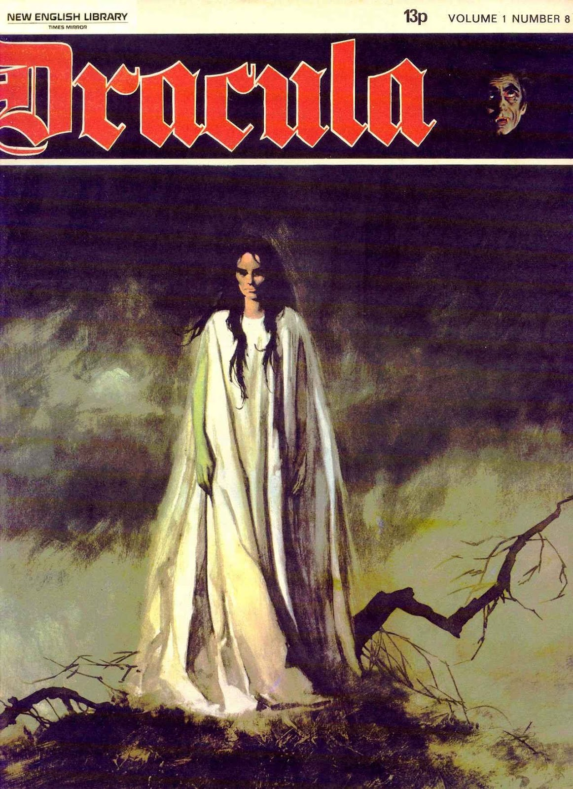 Dracula (1971) issue 8 - Page 1