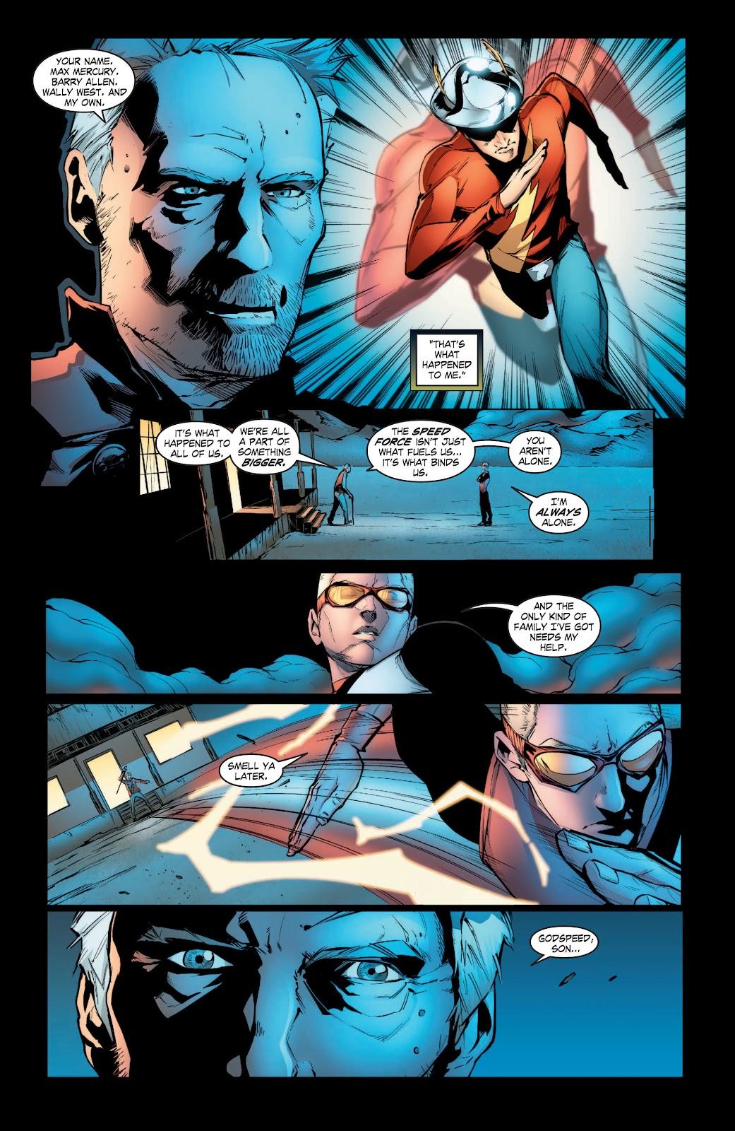 Read online Smallville Season 11 [II] comic -  Issue # TPB 3 - 100