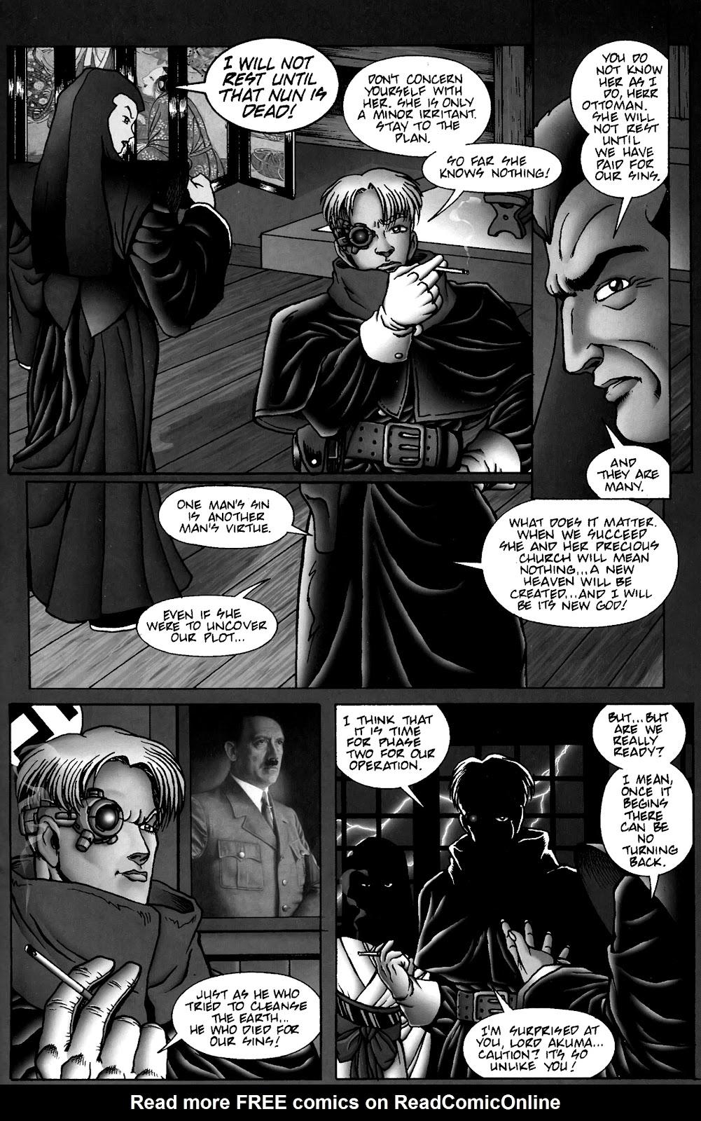 Warrior Nun Areala:  Dangerous Game Issue #3 #3 - English 25