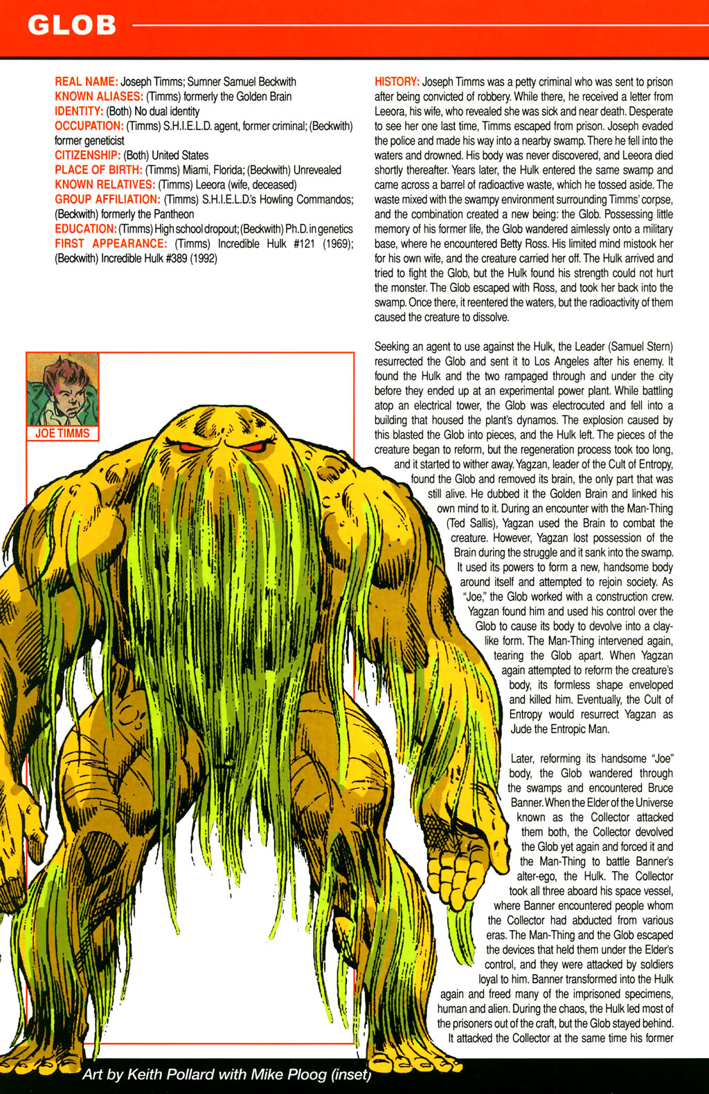 Read online All-New Official Handbook of the Marvel Universe A to Z comic -  Issue #4 - 60
