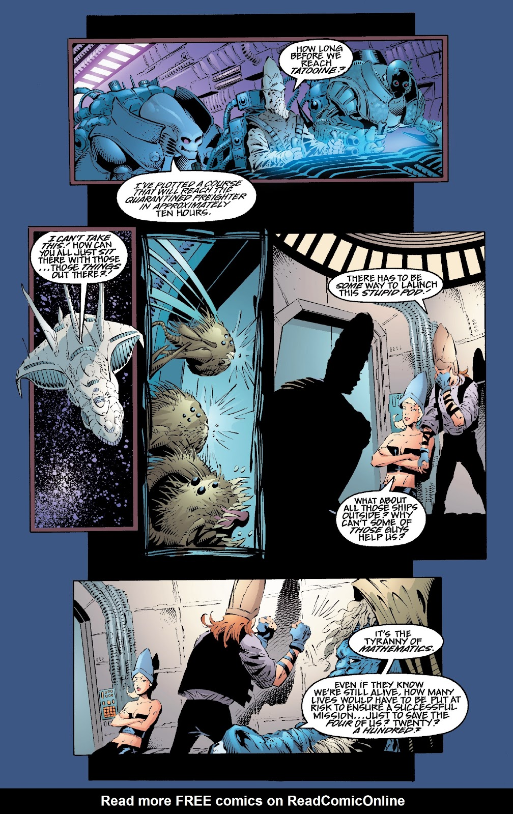 Read online Star Wars Legends: Rise of the Sith - Epic Collection comic -  Issue # TPB 2 (Part 1) - 89