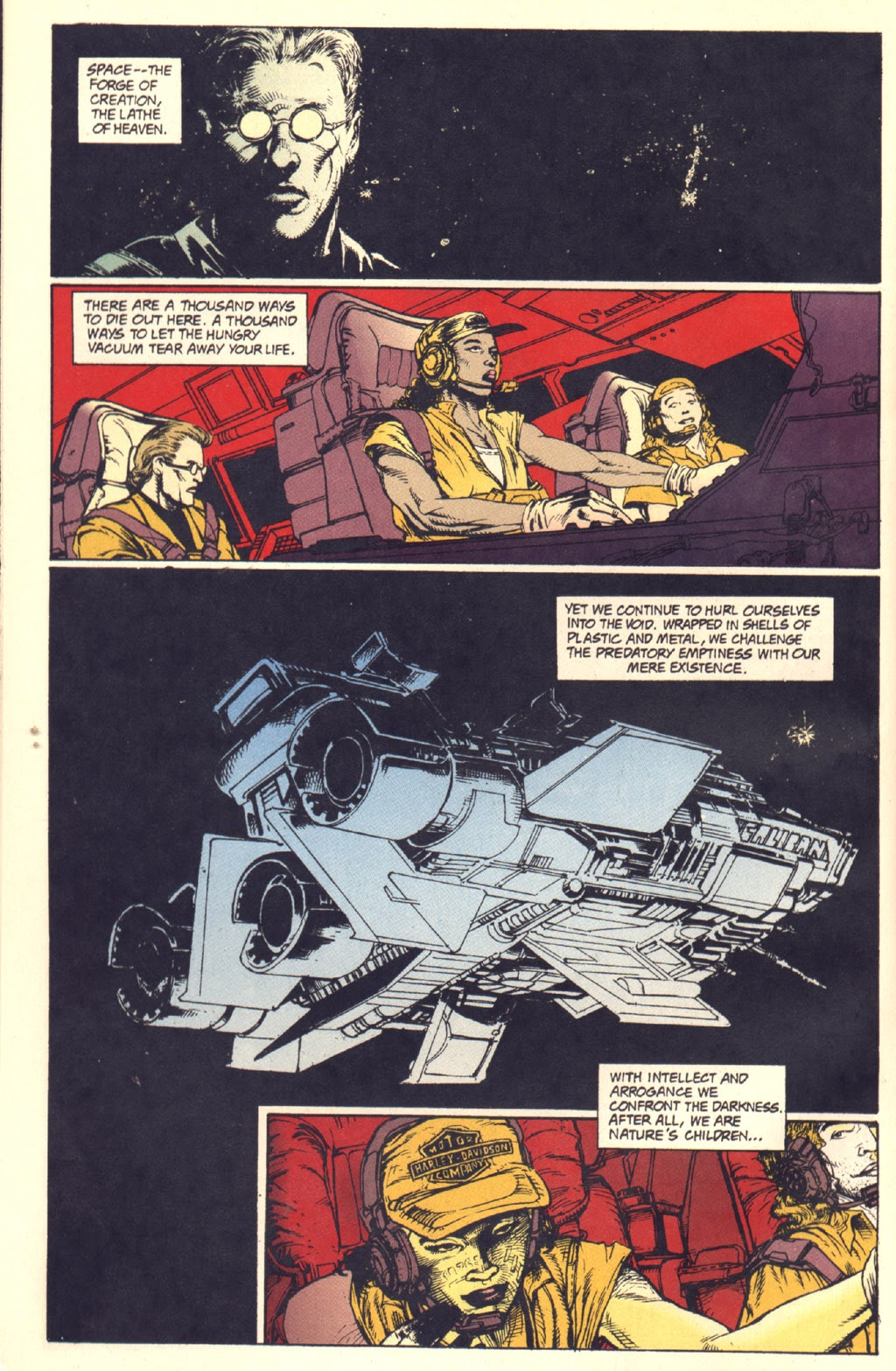 Read online Aliens: Rogue comic -  Issue #1 - 10