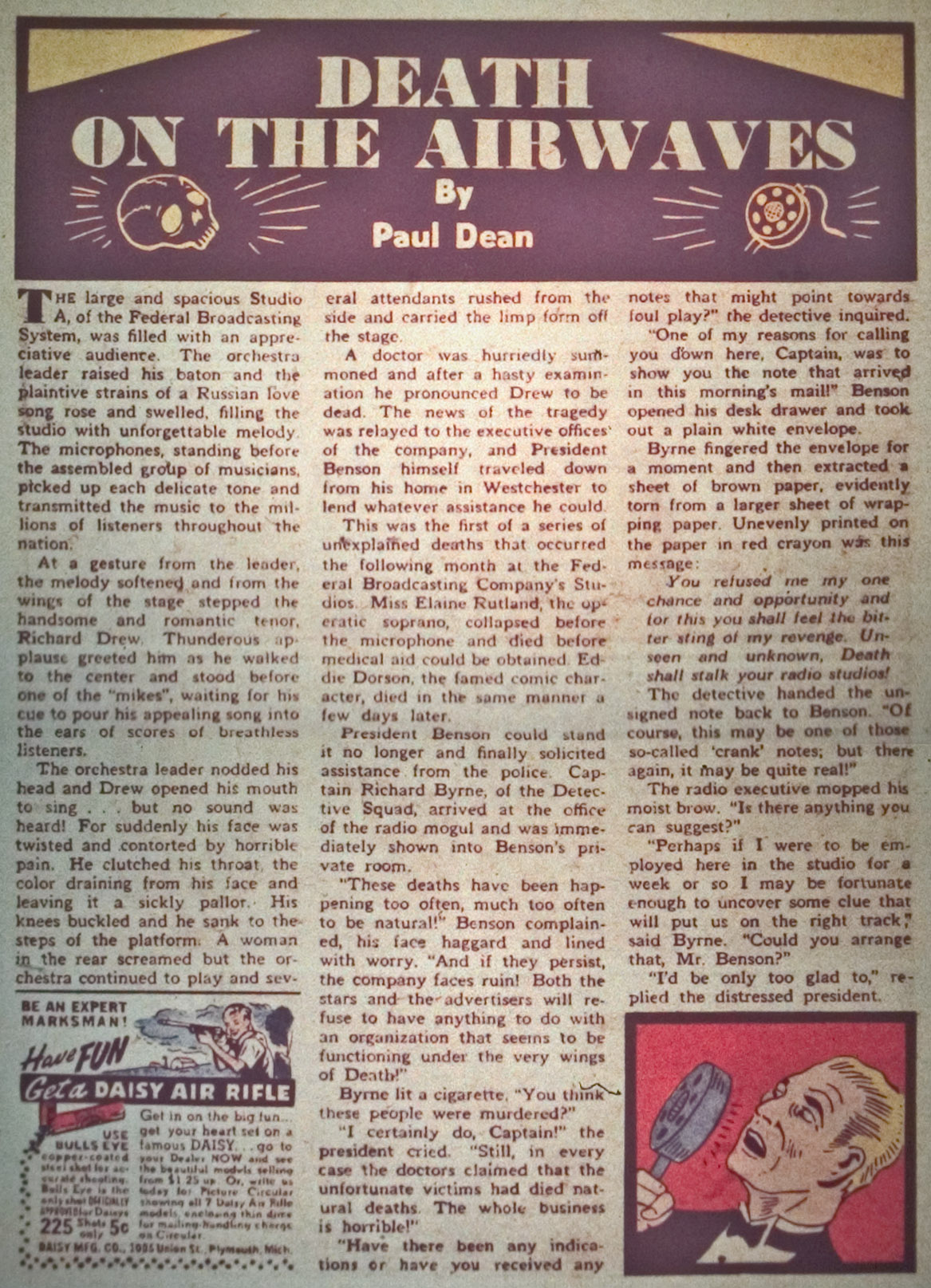 Read online Detective Comics (1937) comic -  Issue #27 - 35