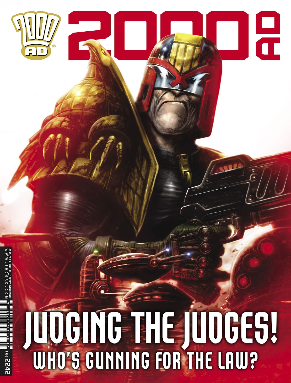 2000 AD 2242 Page 1