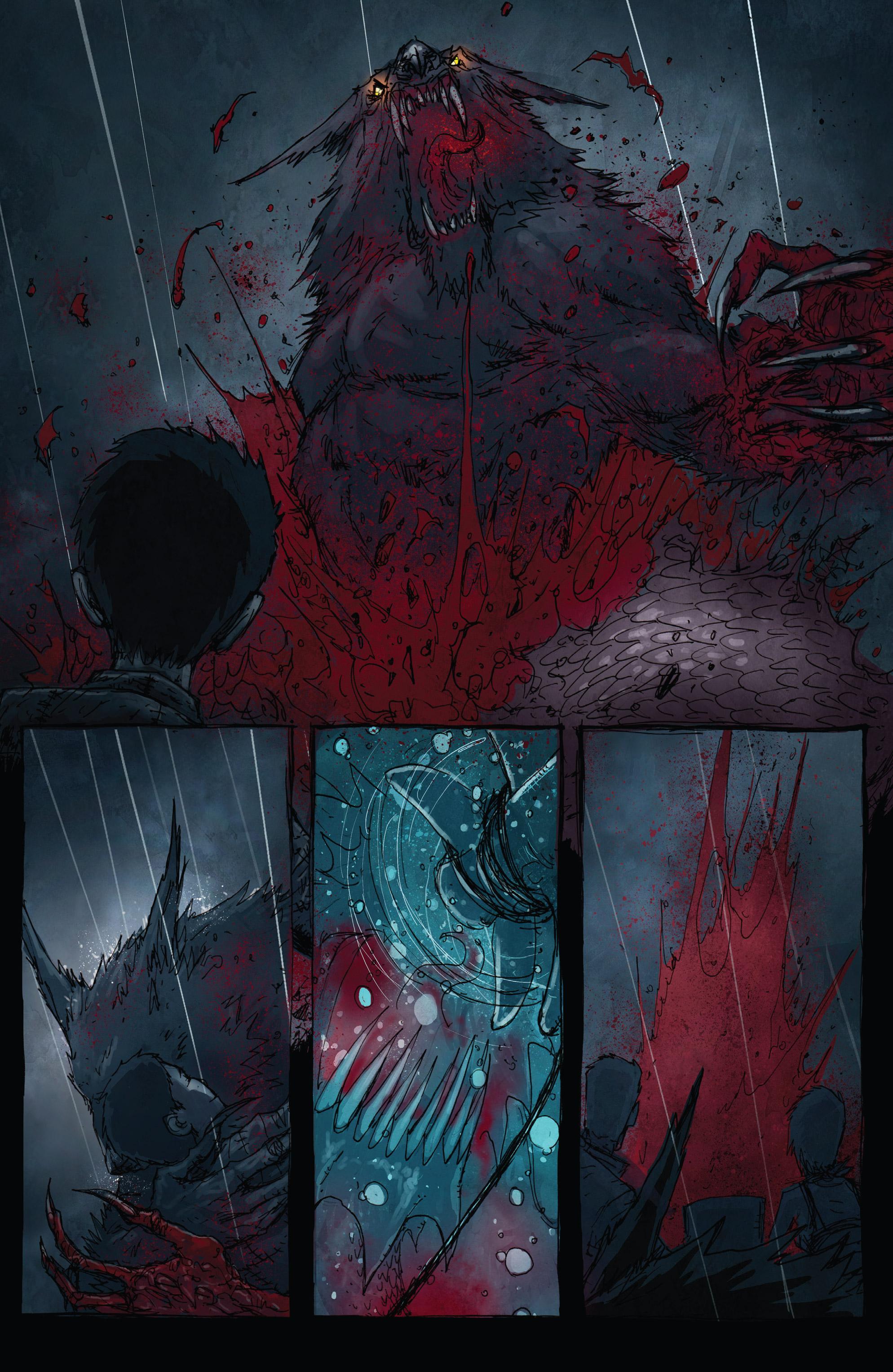 Read online Broken Moon: Legends of the Deep comic -  Issue #5 - 14