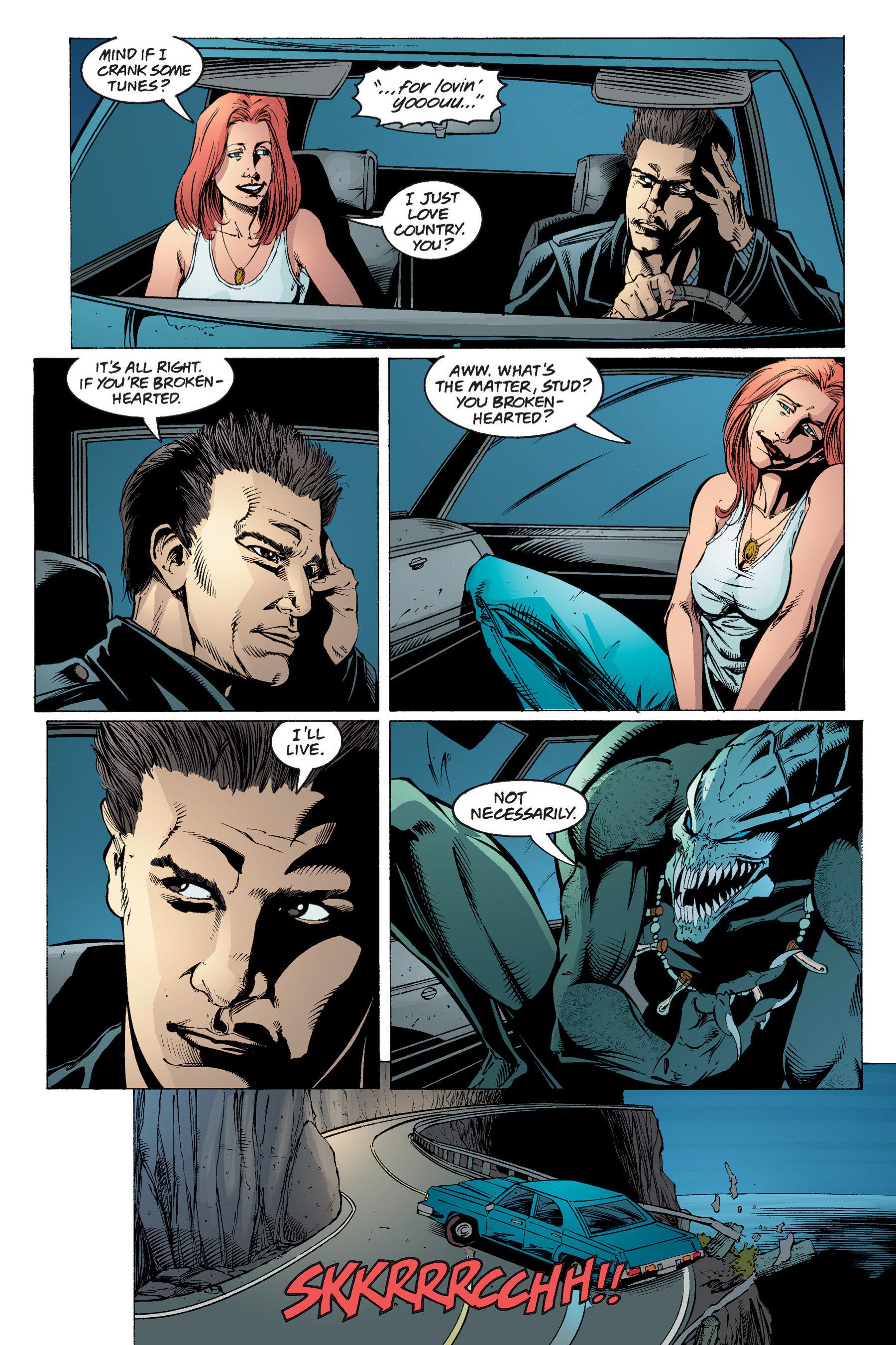 Read online Buffy the Vampire Slayer: Omnibus comic -  Issue # TPB 4 - 349