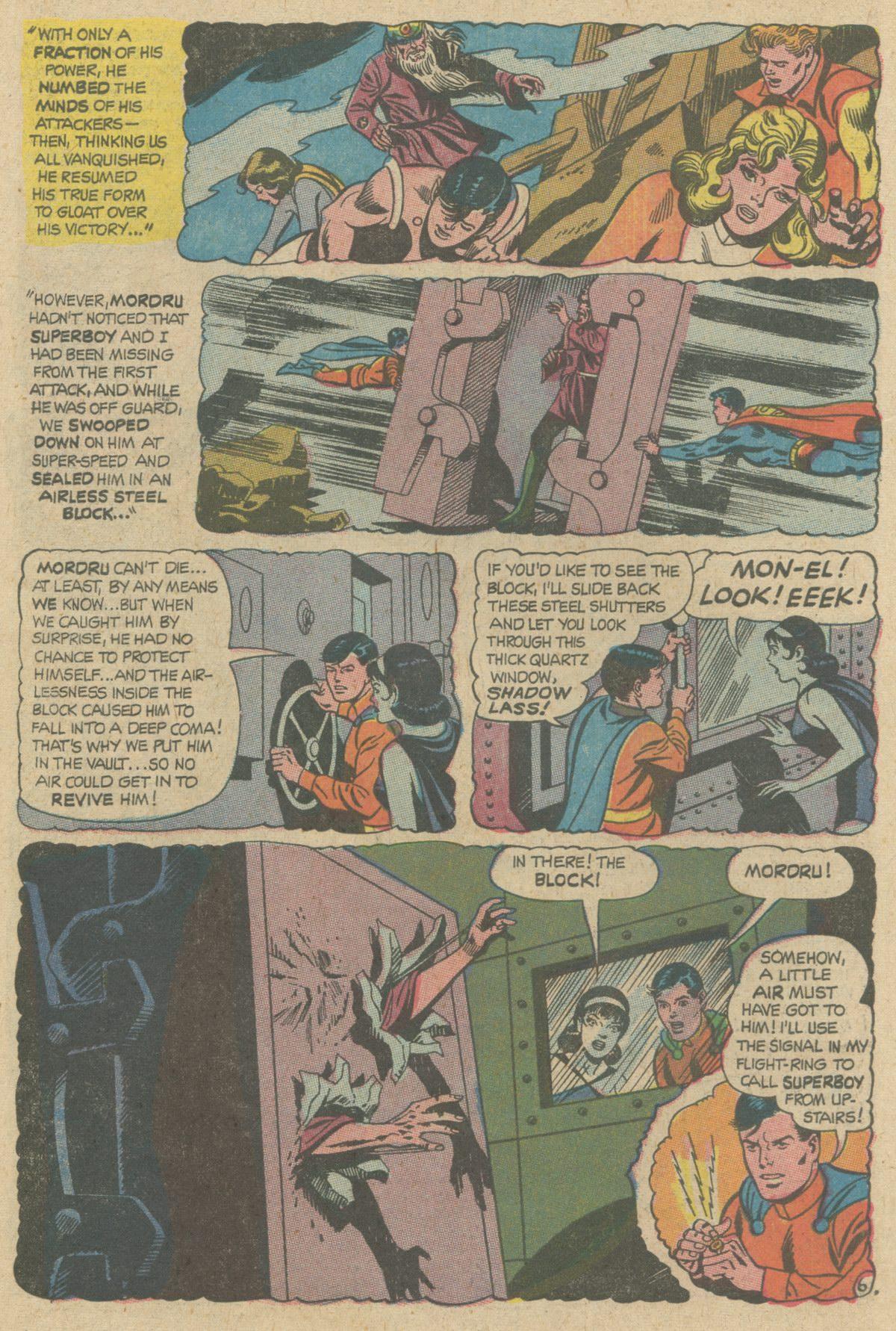 Read online Adventure Comics (1938) comic -  Issue #369 - 10