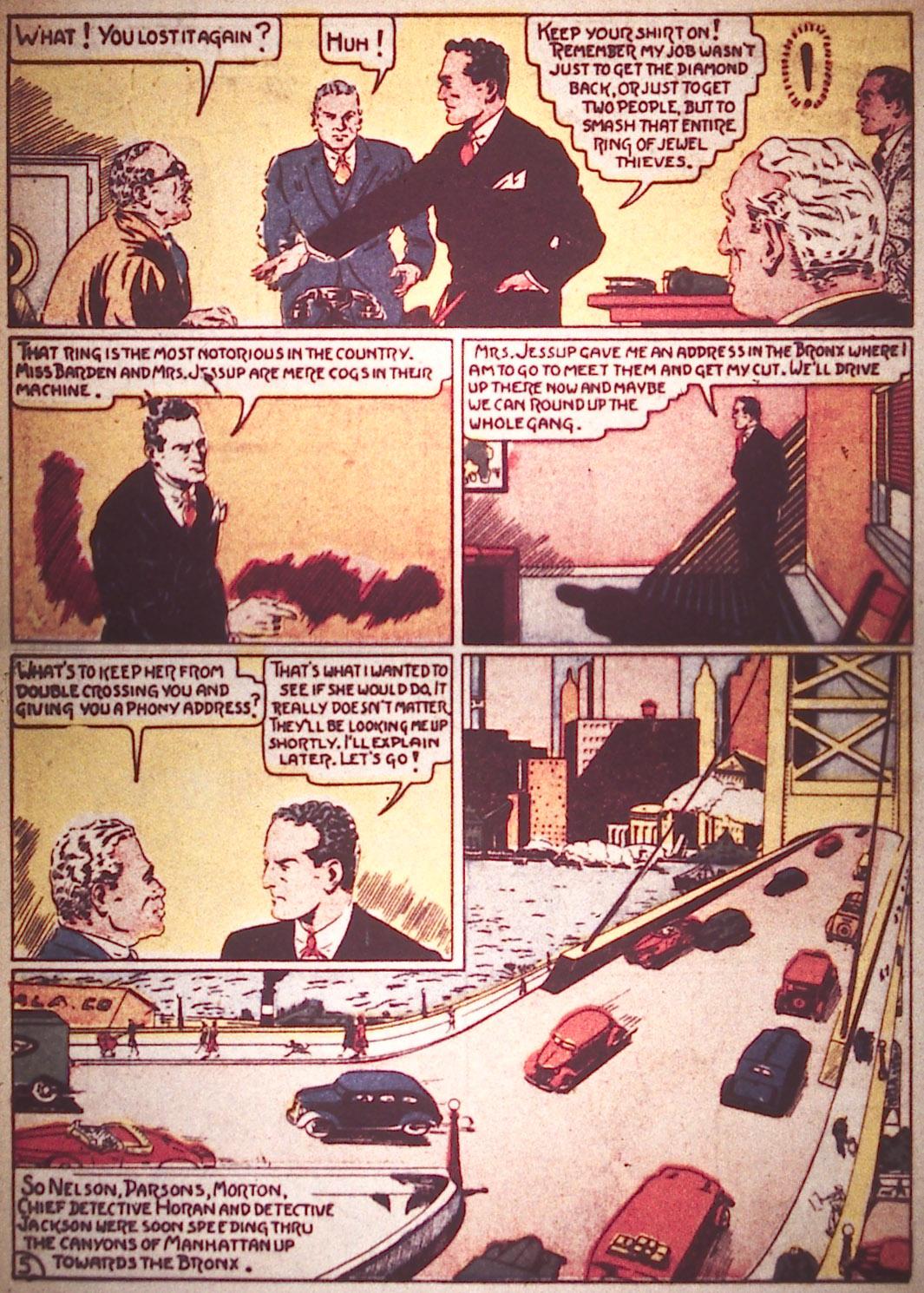 Read online Detective Comics (1937) comic -  Issue #16 - 26