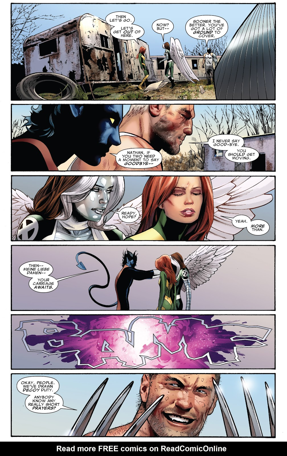 Read online X-Men: Second Coming comic -  Issue # _TPB (Part 2) - 12