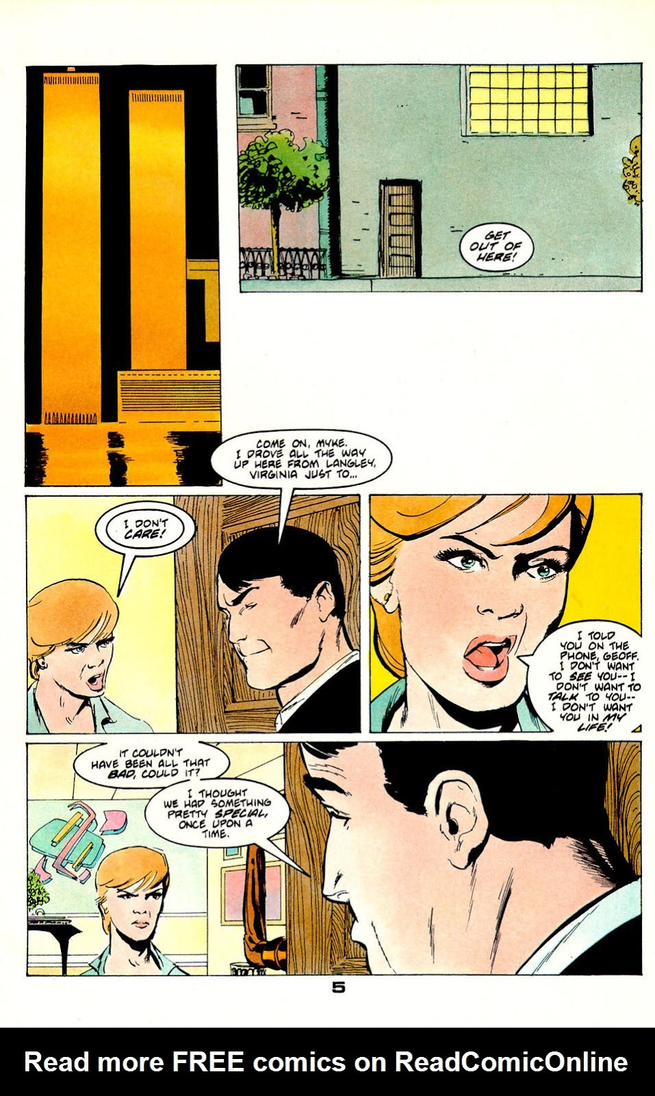 Jon Sable, Freelance issue 55 - Page 6