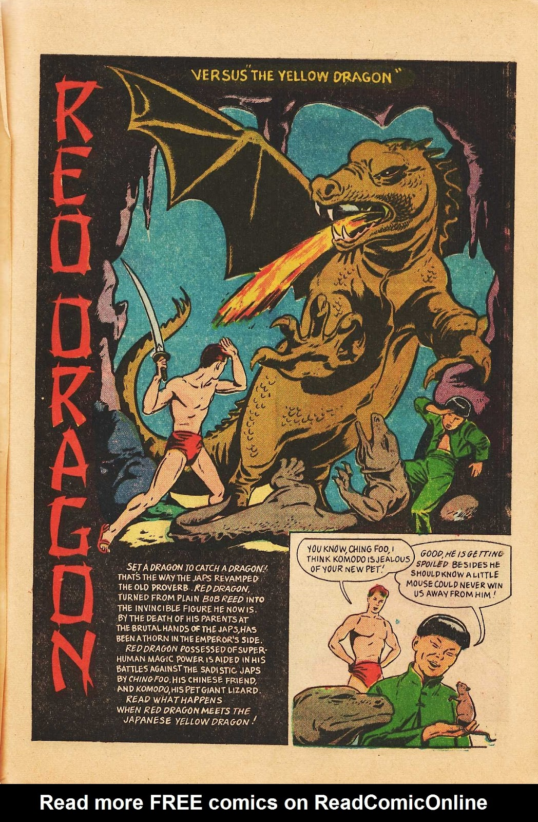 Super-Magician Comics issue 22 - Page 51