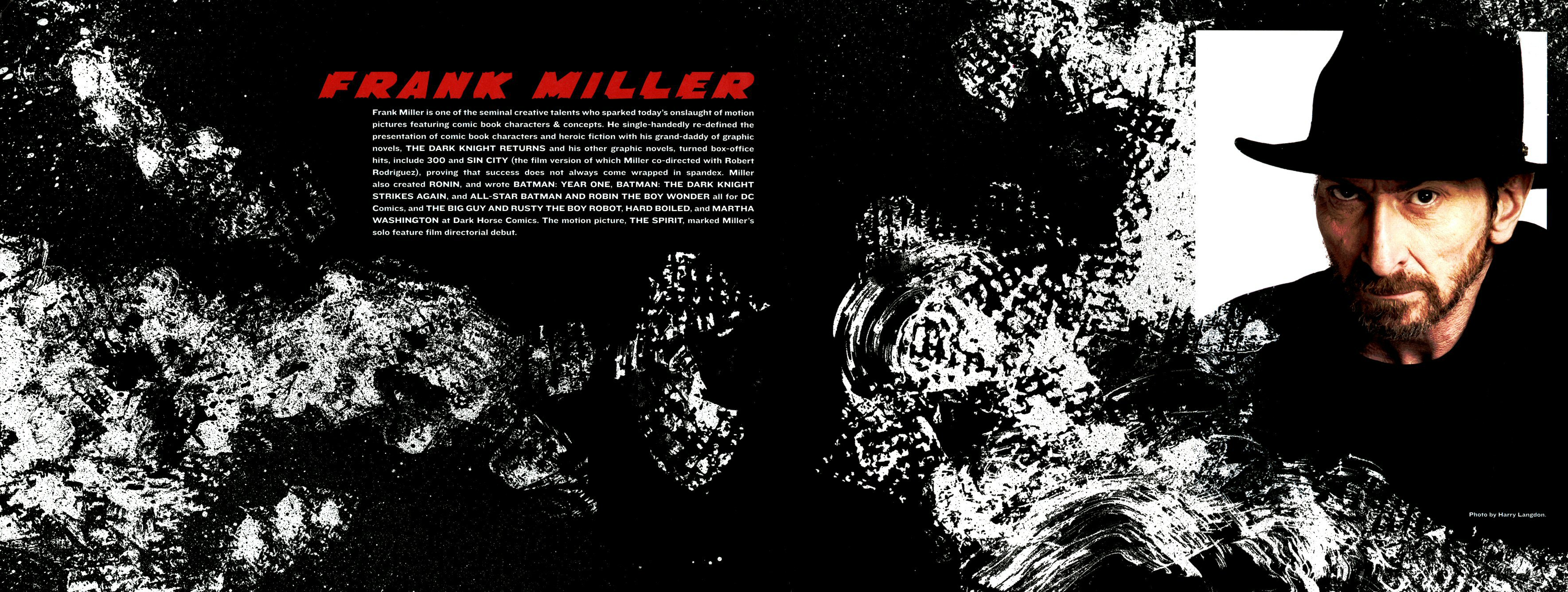 Read online Frank Miller's Holy Terror comic -  Issue # TPB - 119