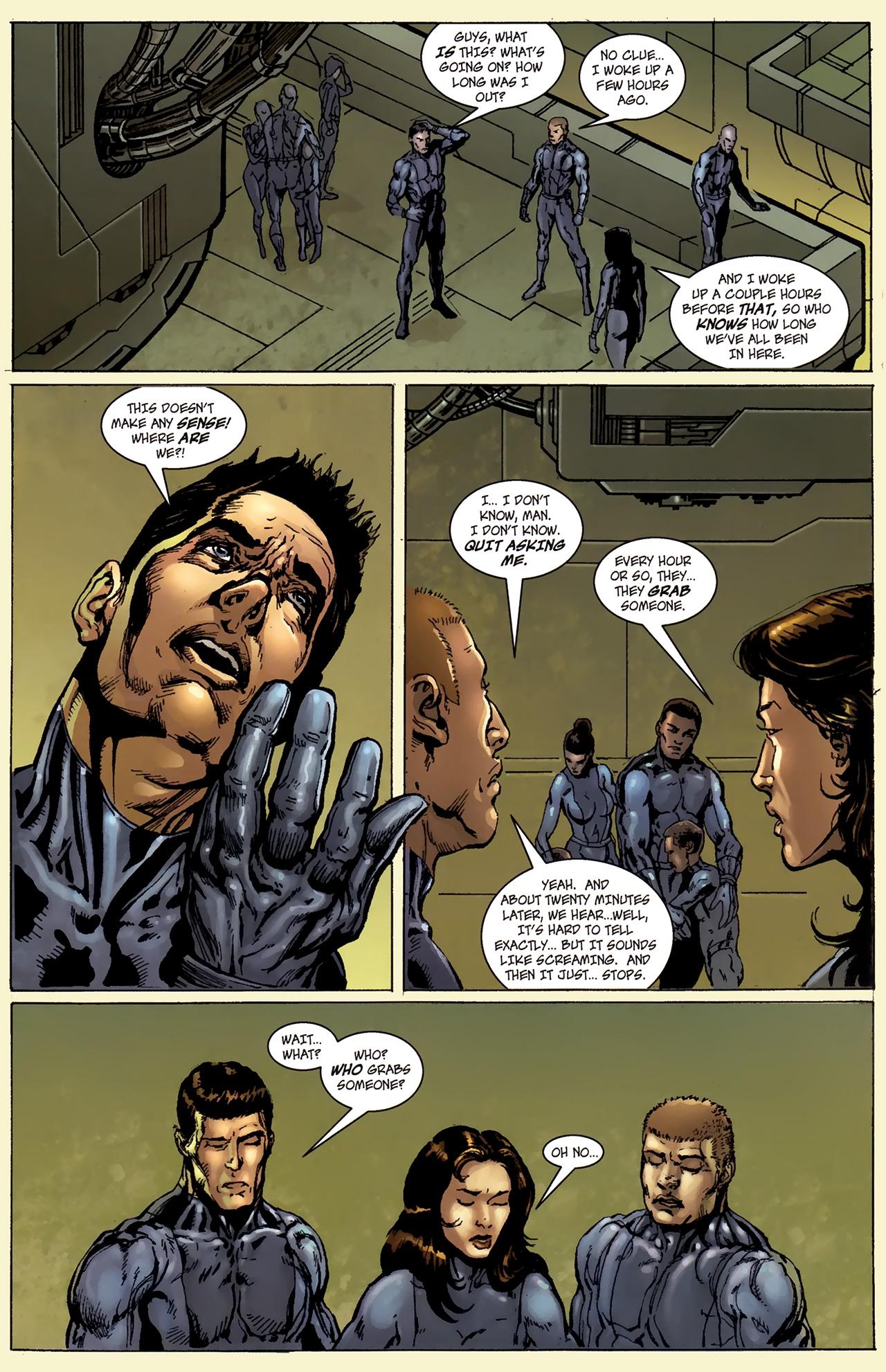 Read online Phoenix comic -  Issue #0 - 11