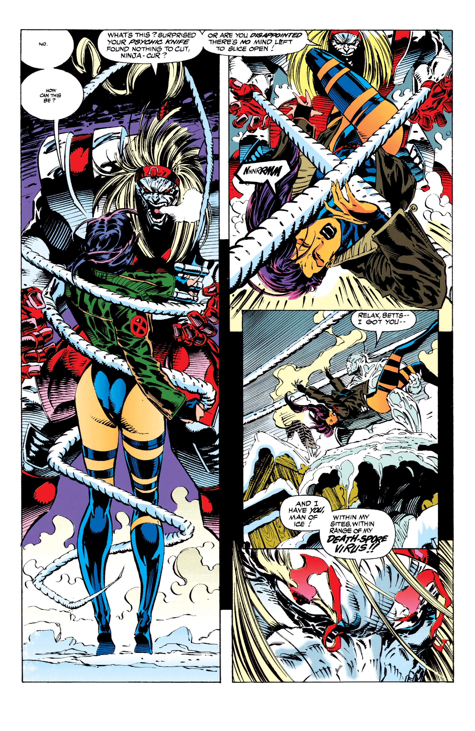 X-Men (1991) 18 Page 13
