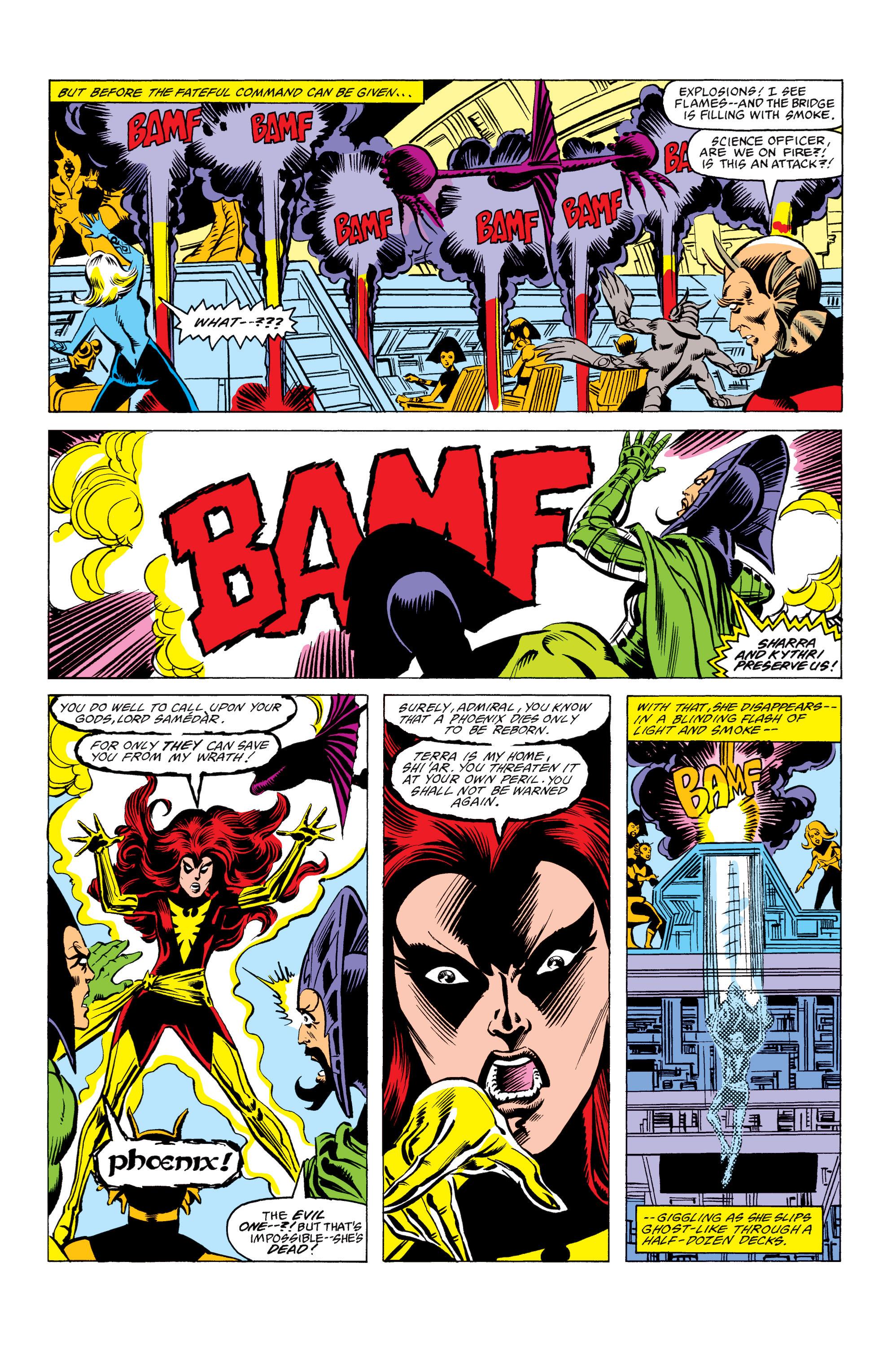 Read online Uncanny X-Men (1963) comic -  Issue #157 - 15