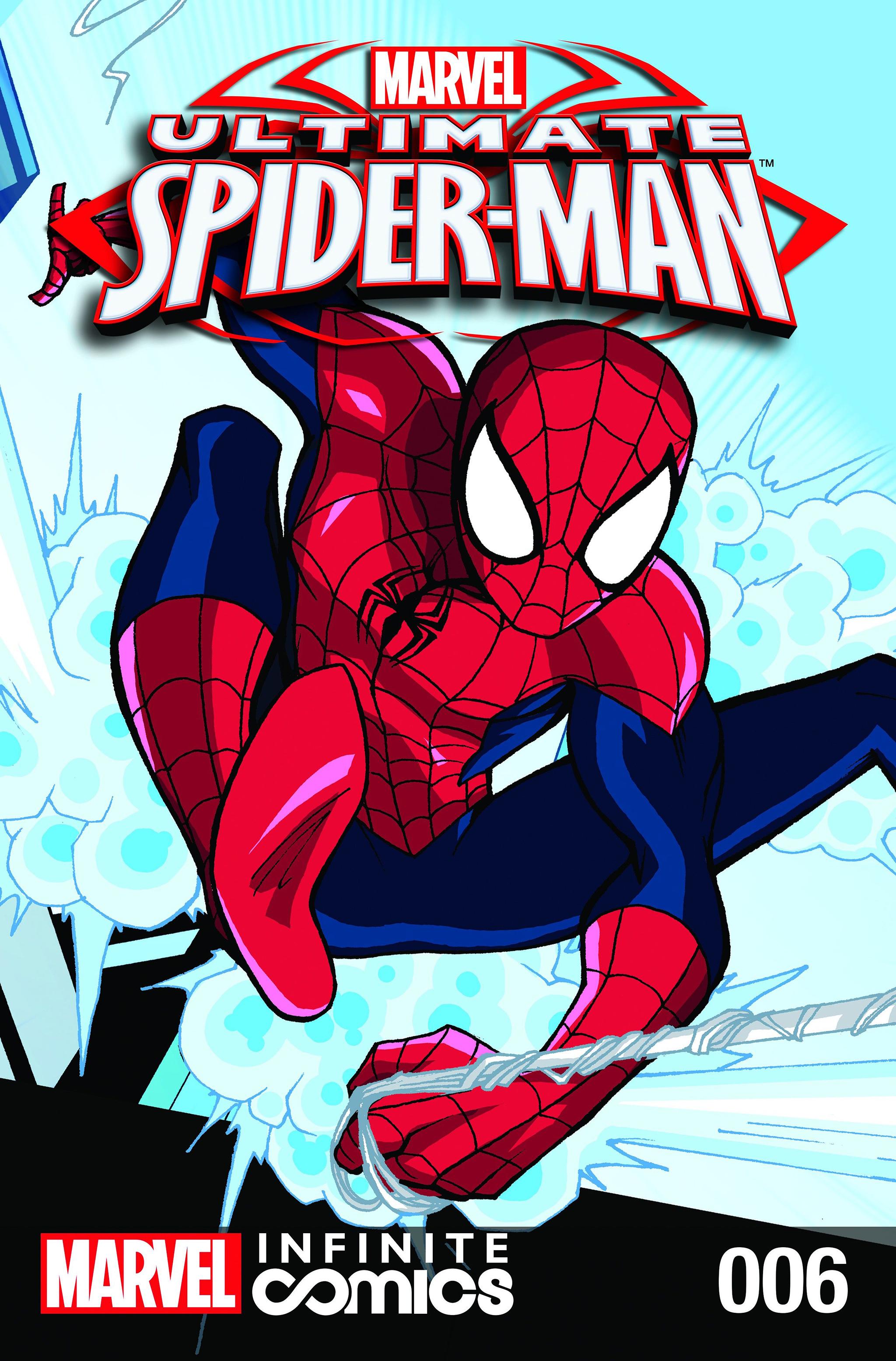 Read online Ultimate Spider-Man (Infinite Comics) (2015) comic -  Issue #6 - 2