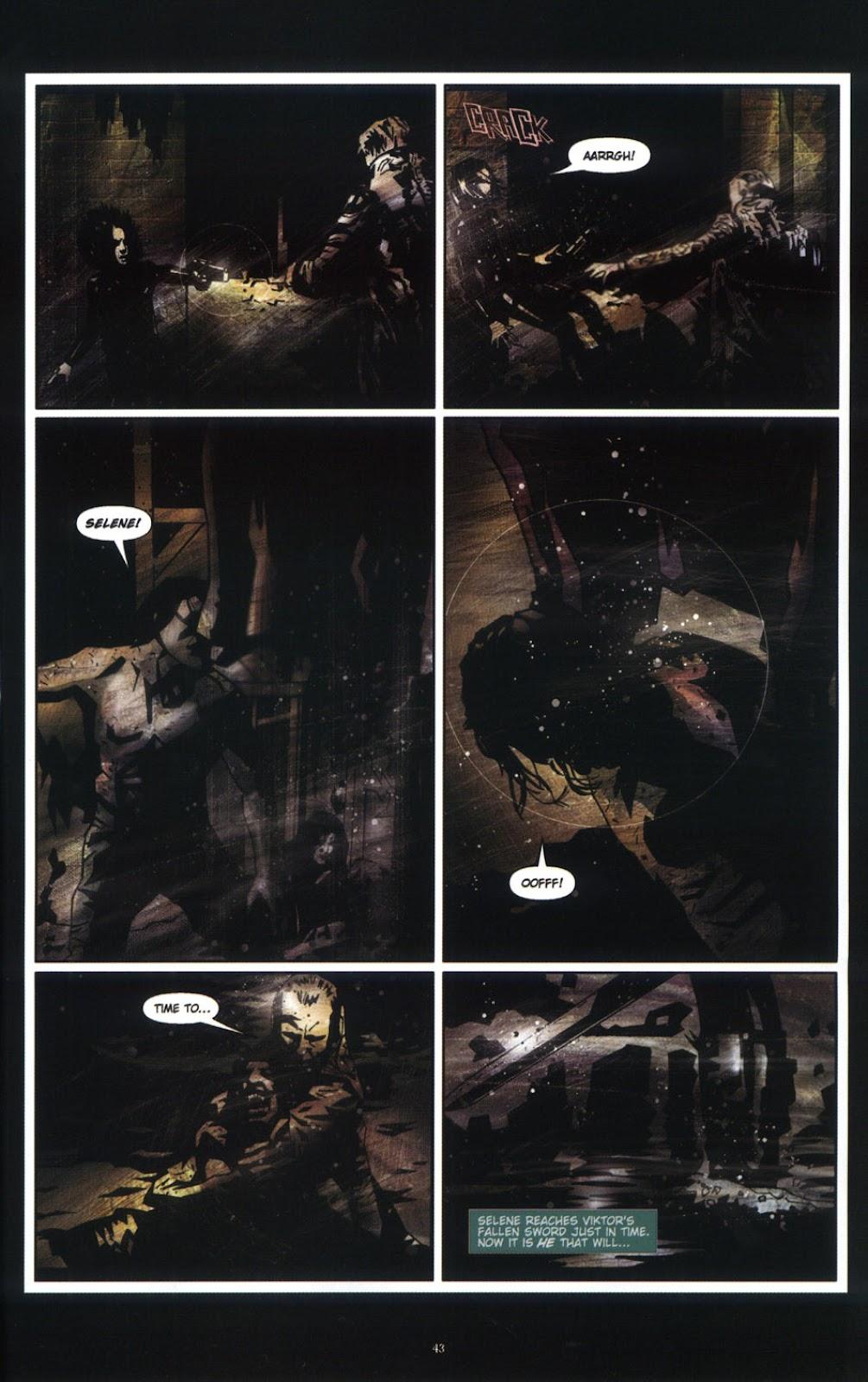 Read online Underworld (2003) comic -  Issue # Full - 44