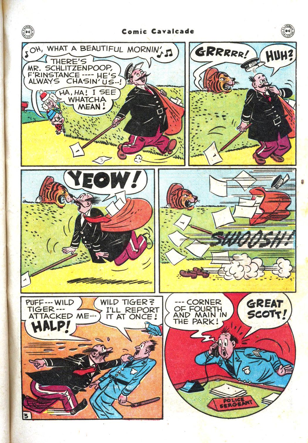 Comic Cavalcade issue 26 - Page 43