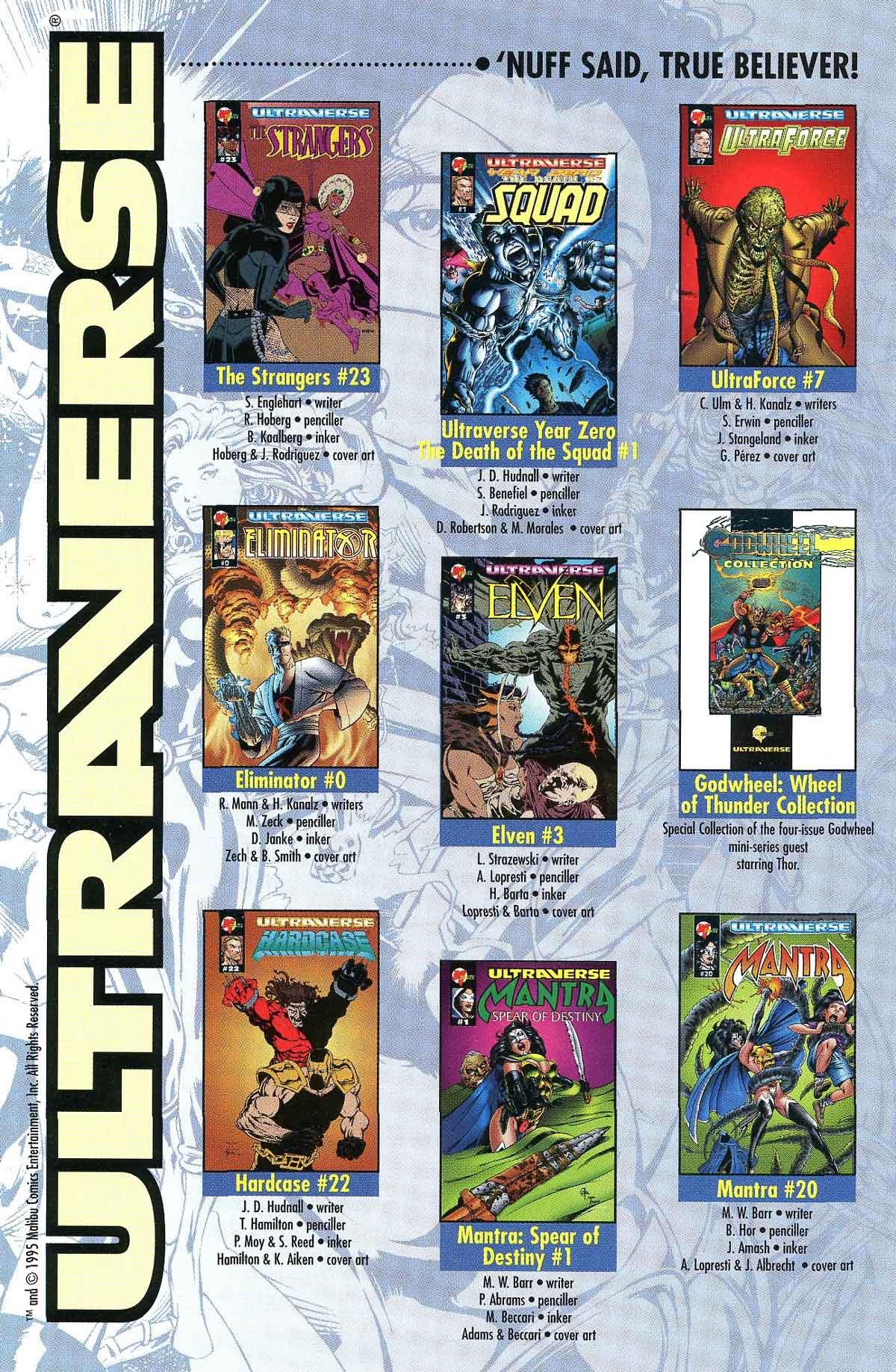 Read online Rune (1994) comic -  Issue #9 - 29