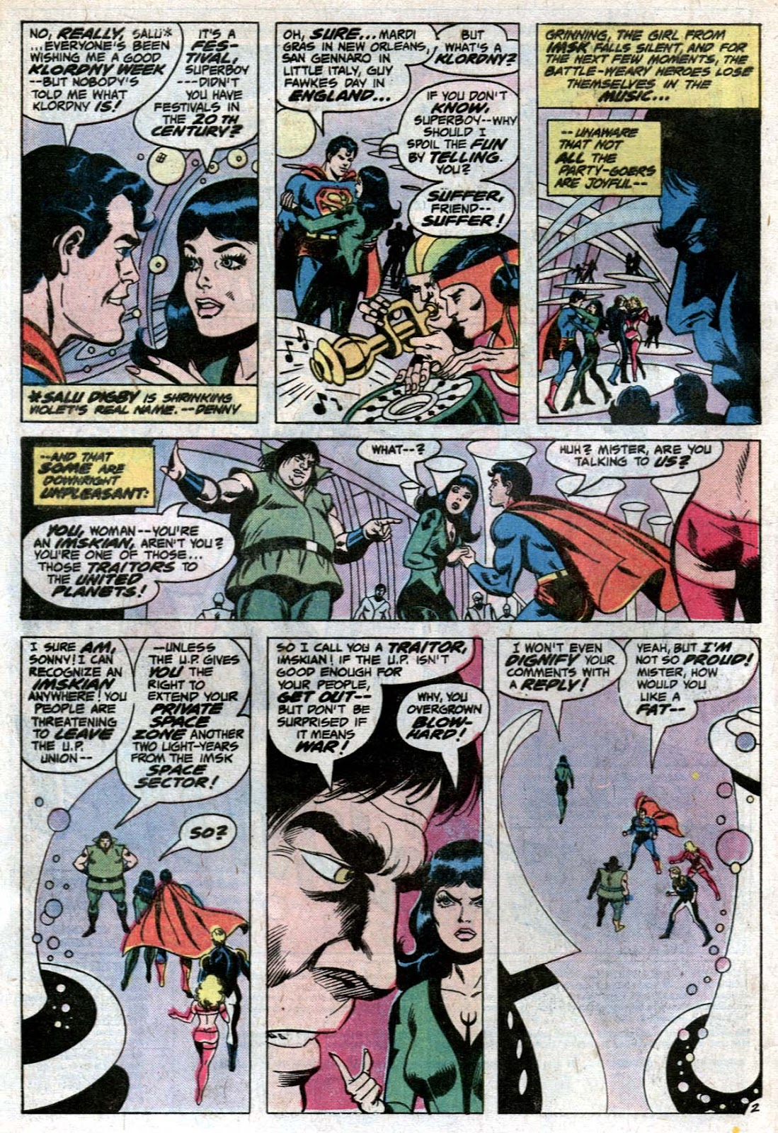 Superboy (1949) issue 232 - Page 3