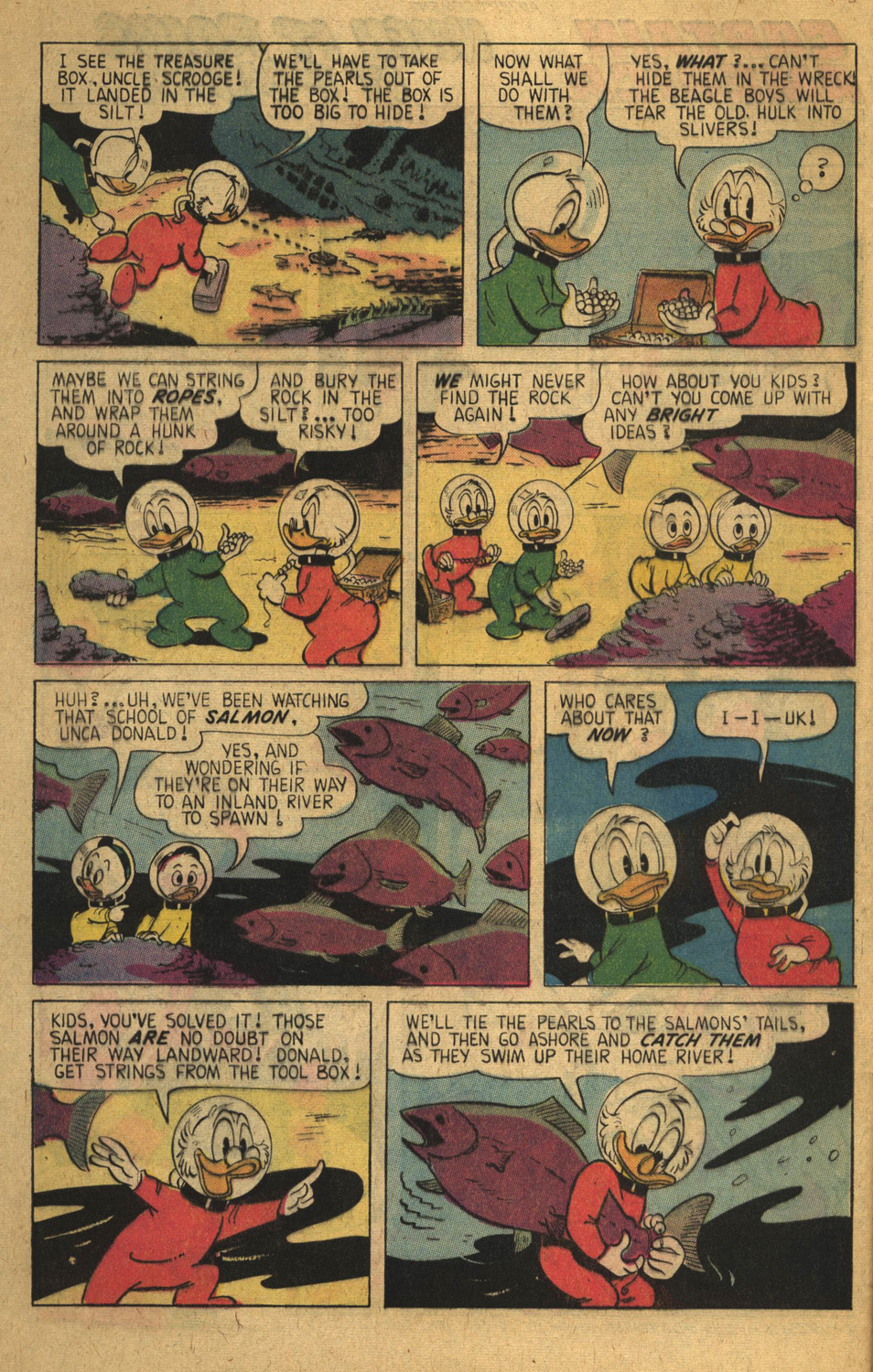 Read online Uncle Scrooge (1953) comic -  Issue #136 - 8