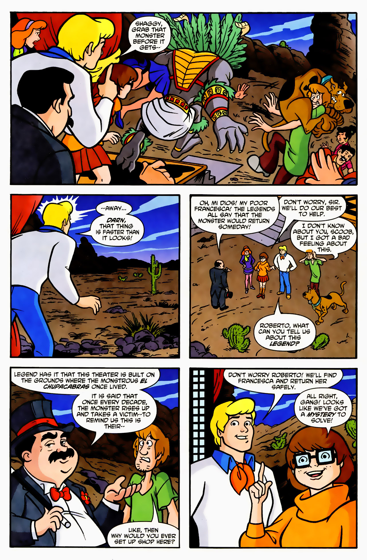 Read online Scooby-Doo (1997) comic -  Issue #130 - 4