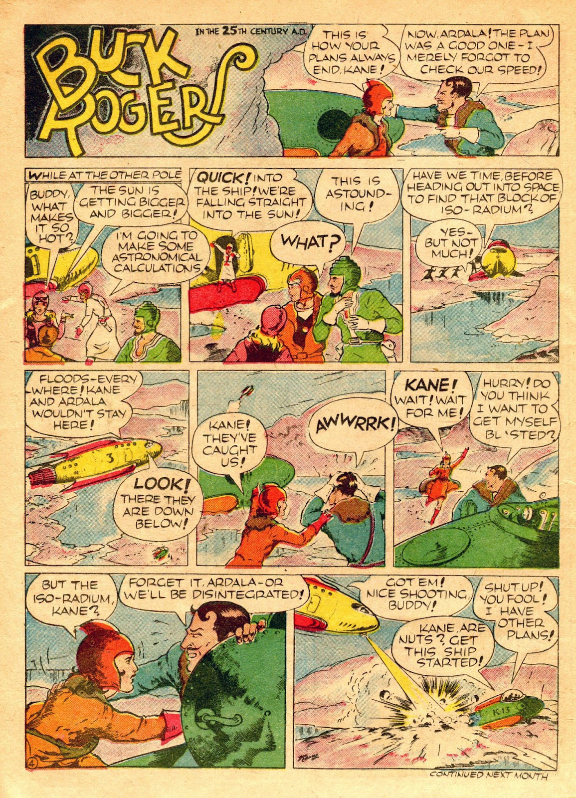 Read online Famous Funnies comic -  Issue #62 - 21