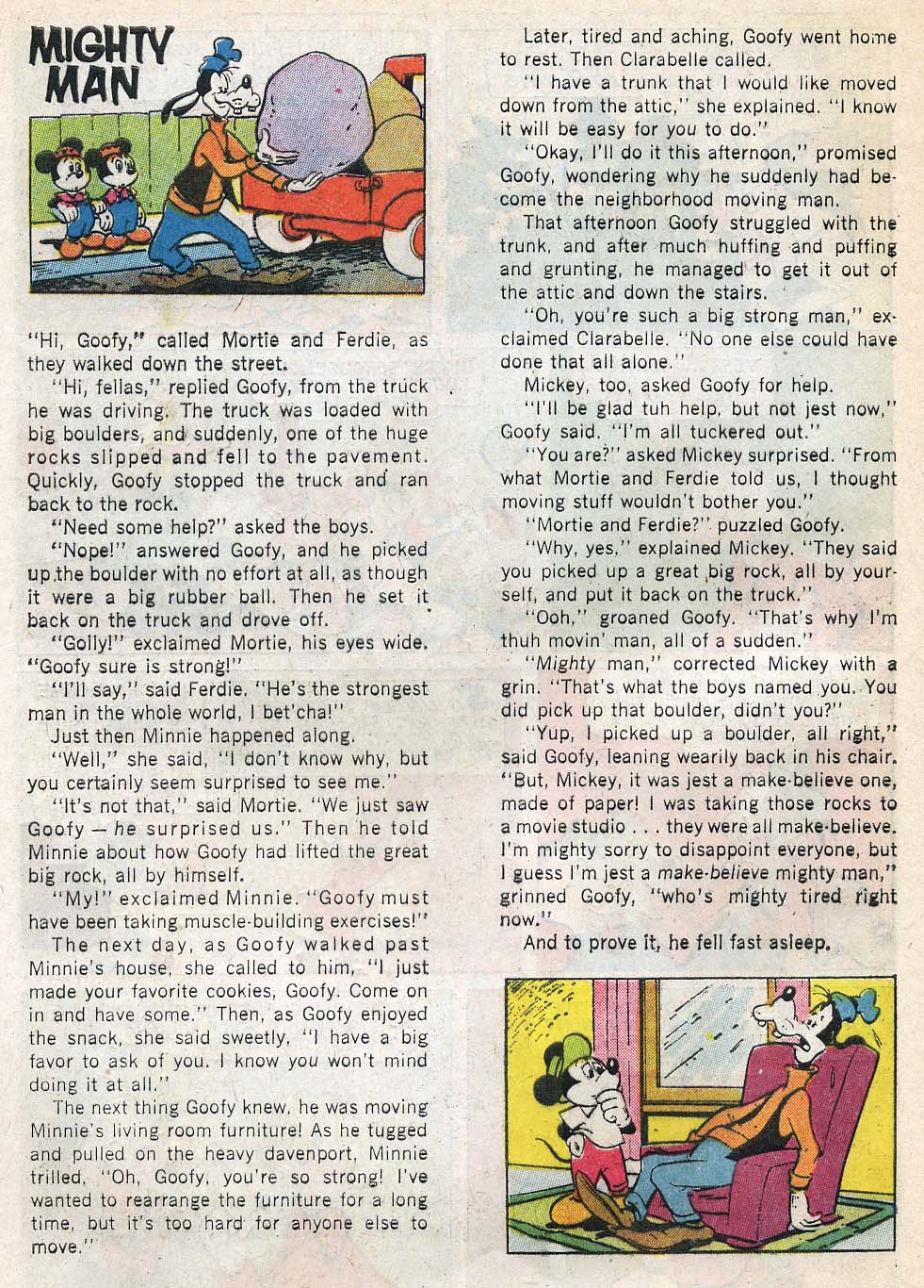 Read online Uncle Scrooge (1953) comic -  Issue #60 - 28