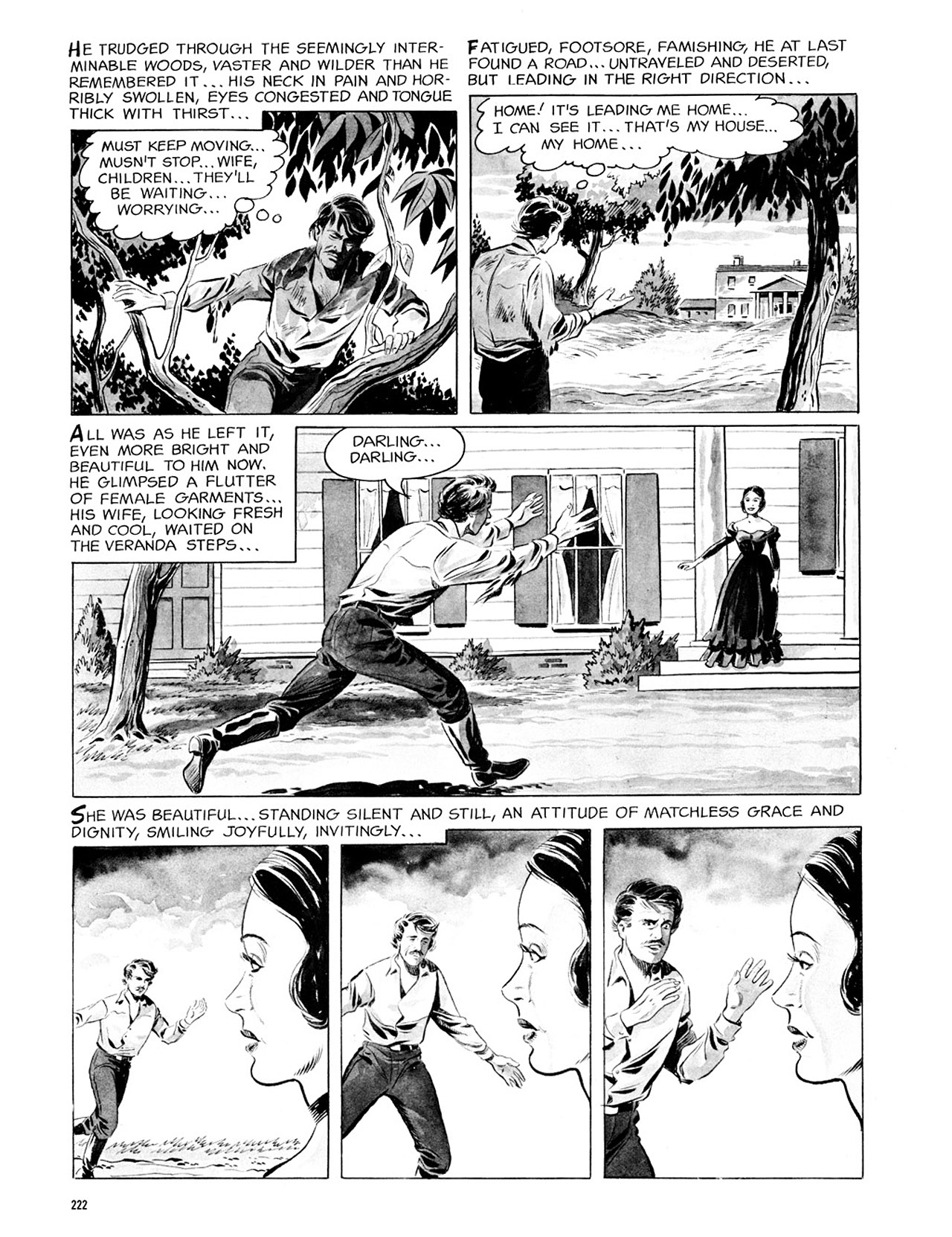 Read online Eerie Archives comic -  Issue # TPB 2 - 223