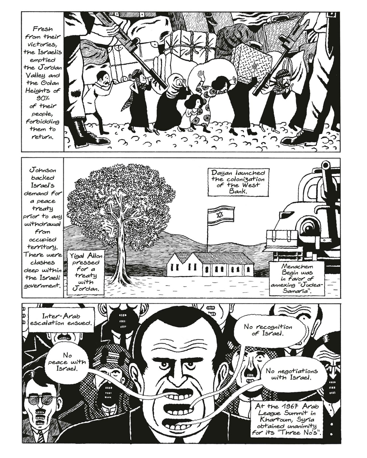 Best of Enemies: A History of US and Middle East Relations issue TPB_2 - Page 40