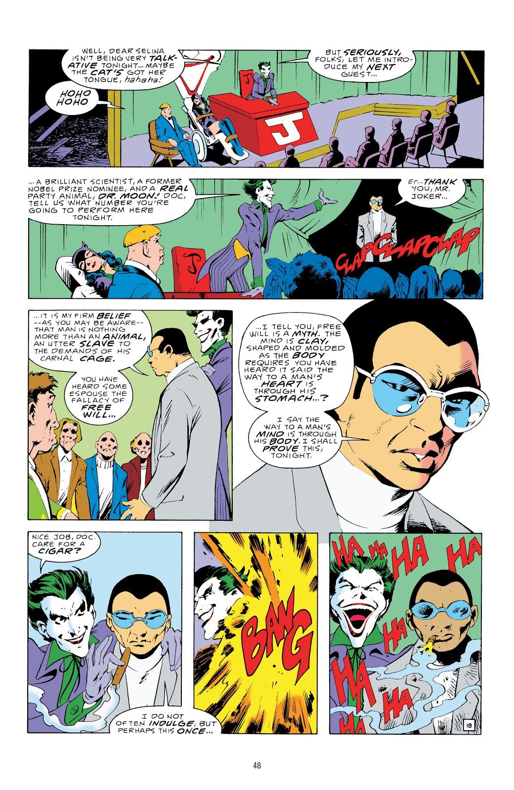Read online Detective Comics (1937) comic -  Issue # _TPB Batman - The Dark Knight Detective 1 (Part 1) - 48